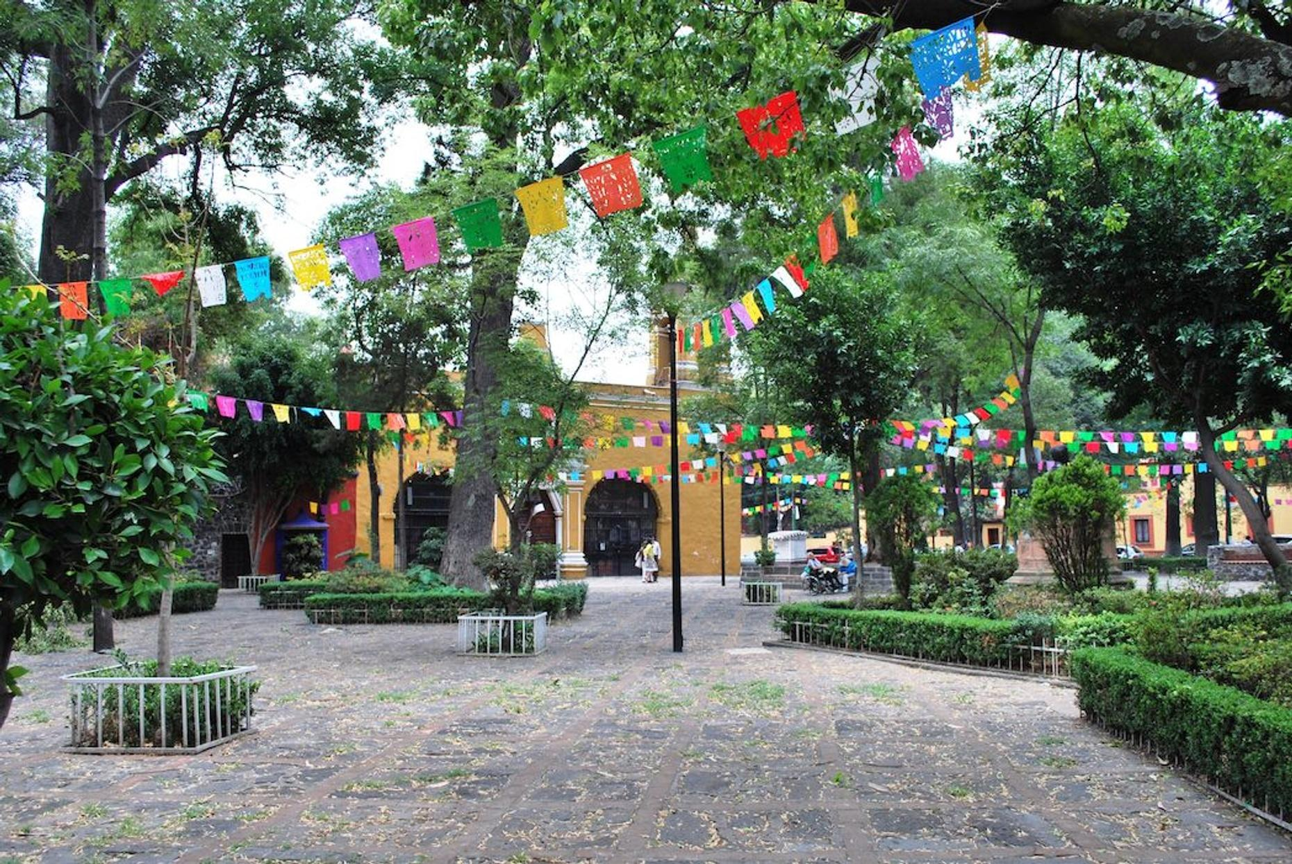 Guided Walking Tour of Coyoacán