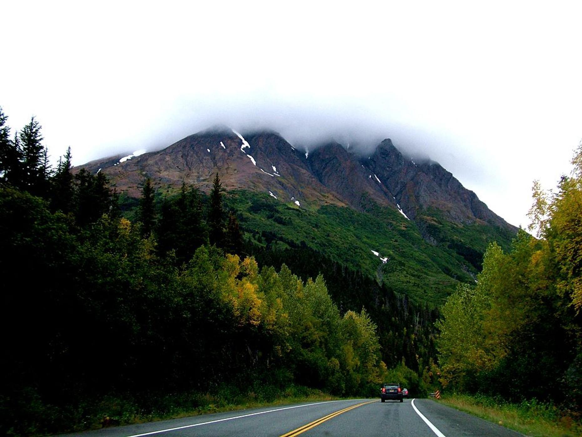 Anchorage to Seward Direct Evening Transfer