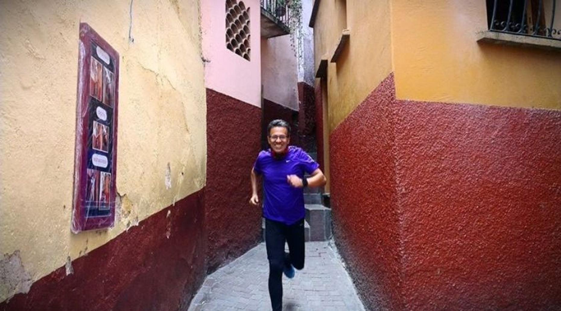 10k Running Tour in Guanajuato