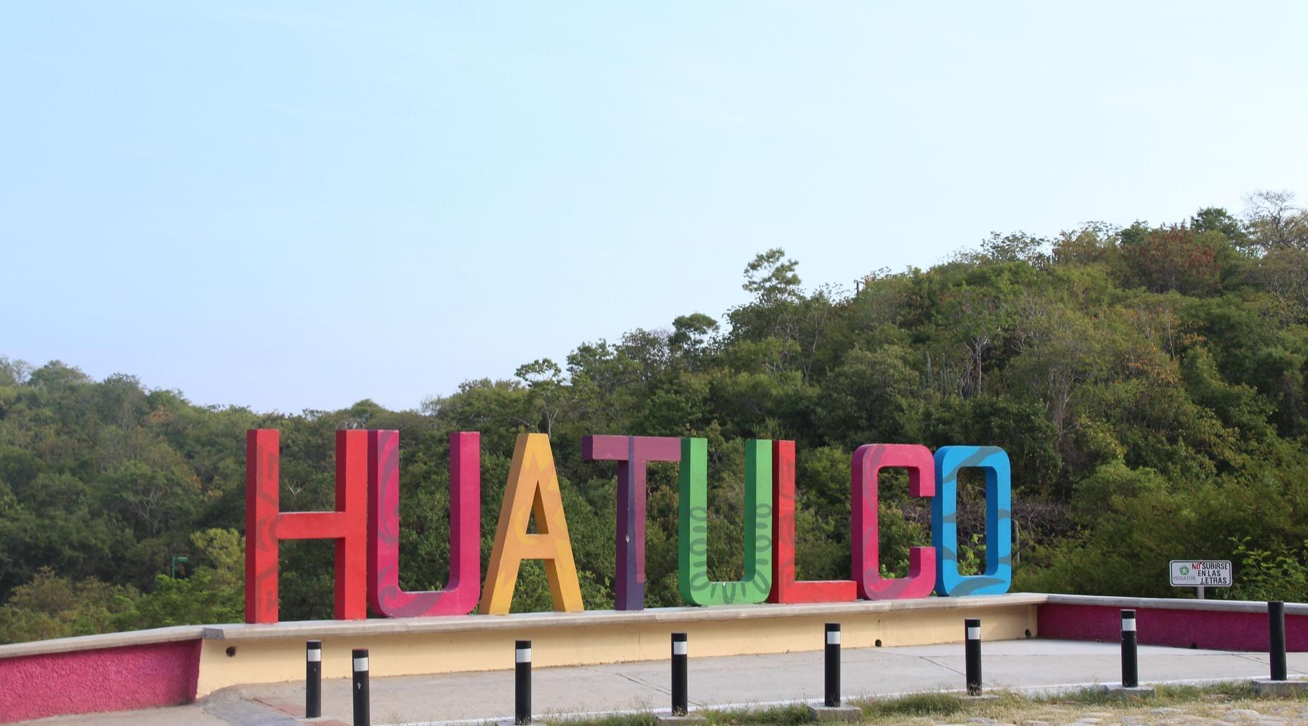 Guided Walking Tour of Huatulco