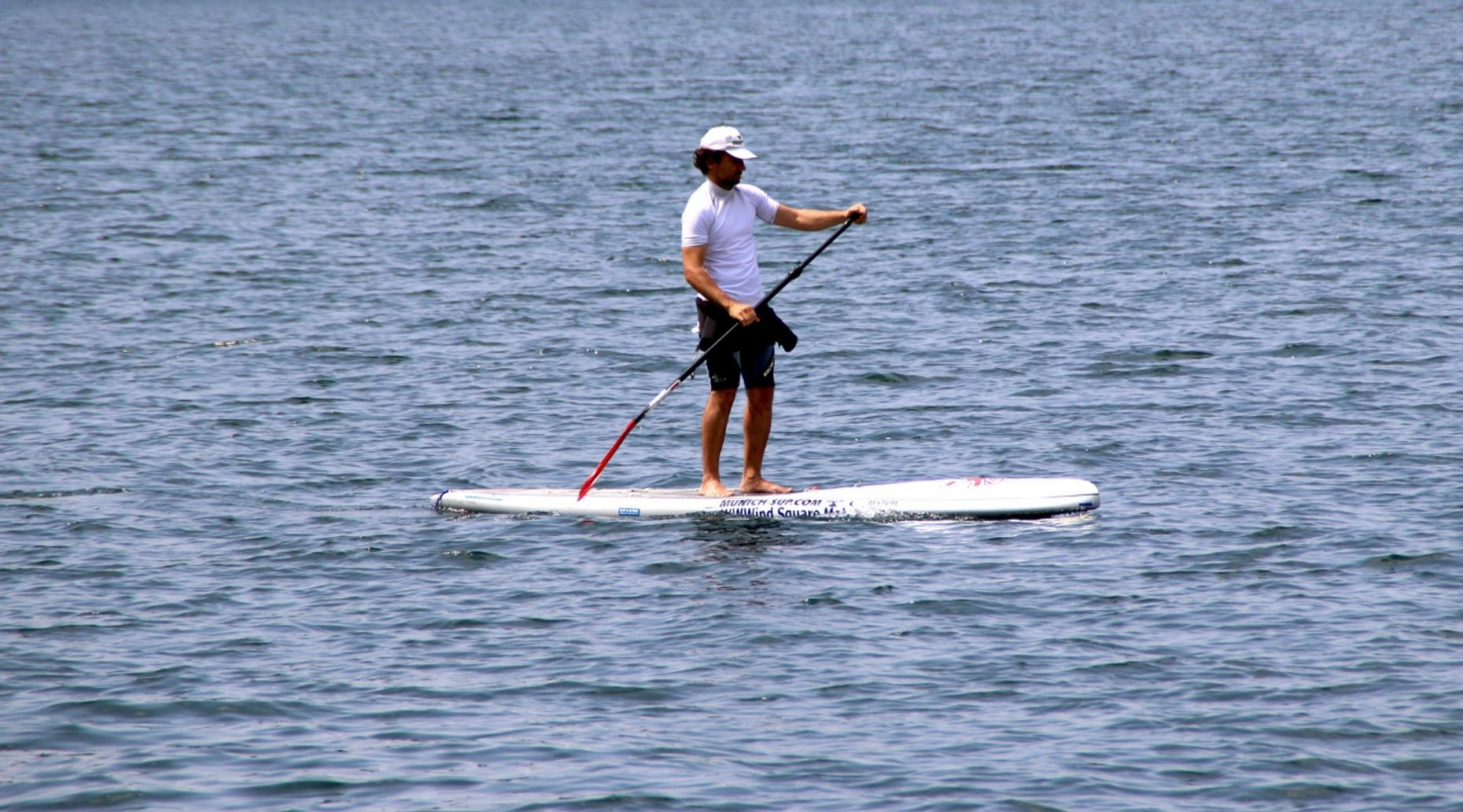 Hourly Stand-Up Paddleboard Rental in Cape May