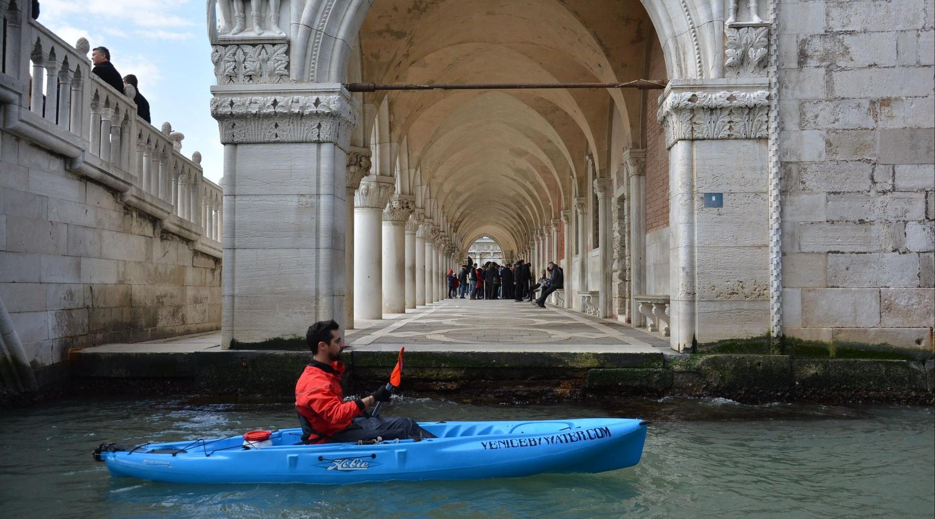 Venice Kayak Tour