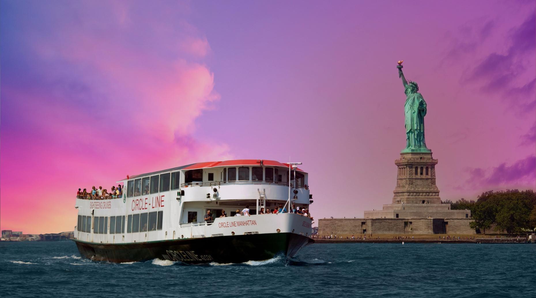 New York City Harbor Lights Night Cruise