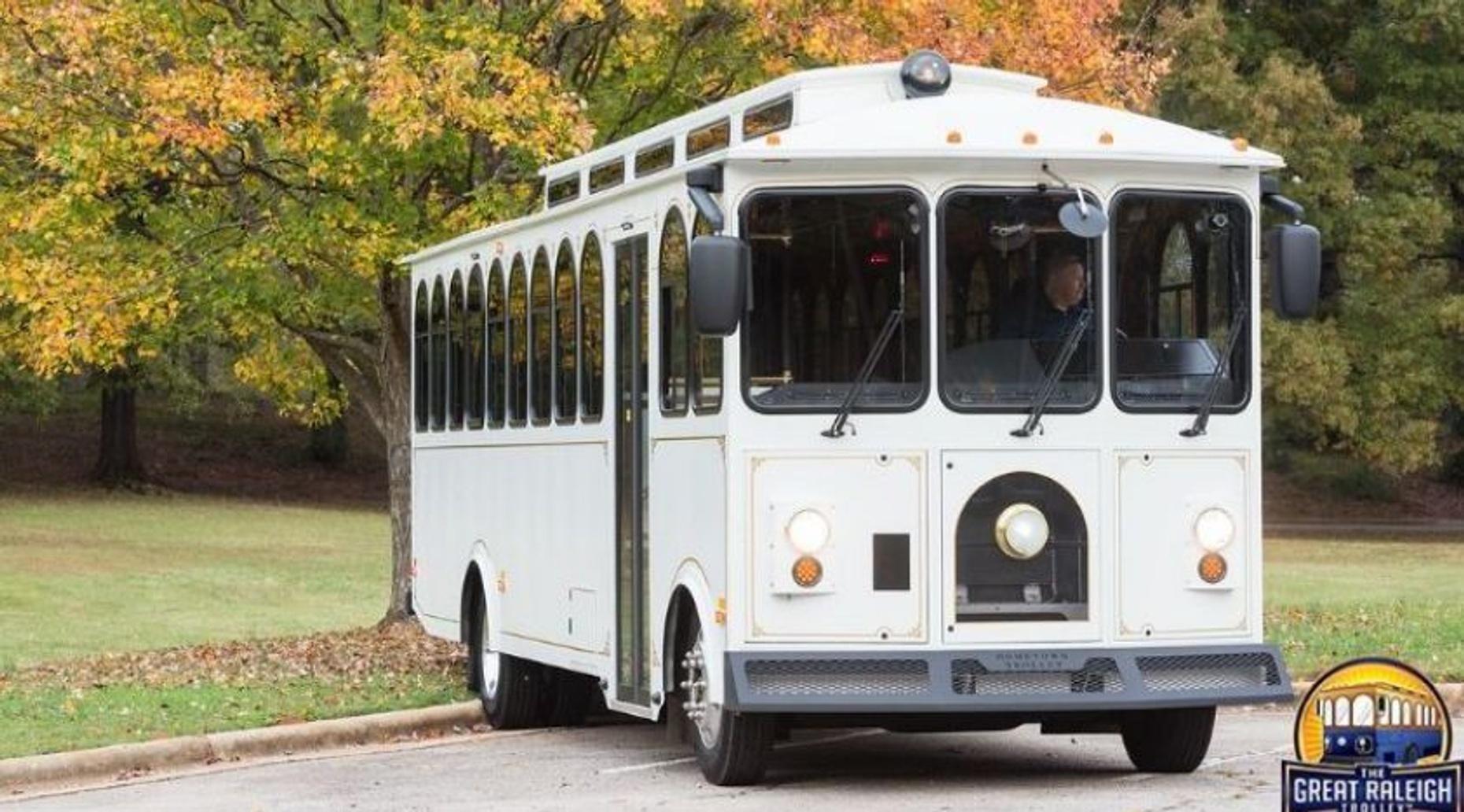 Daniel Tiger Express Trolley Tour
