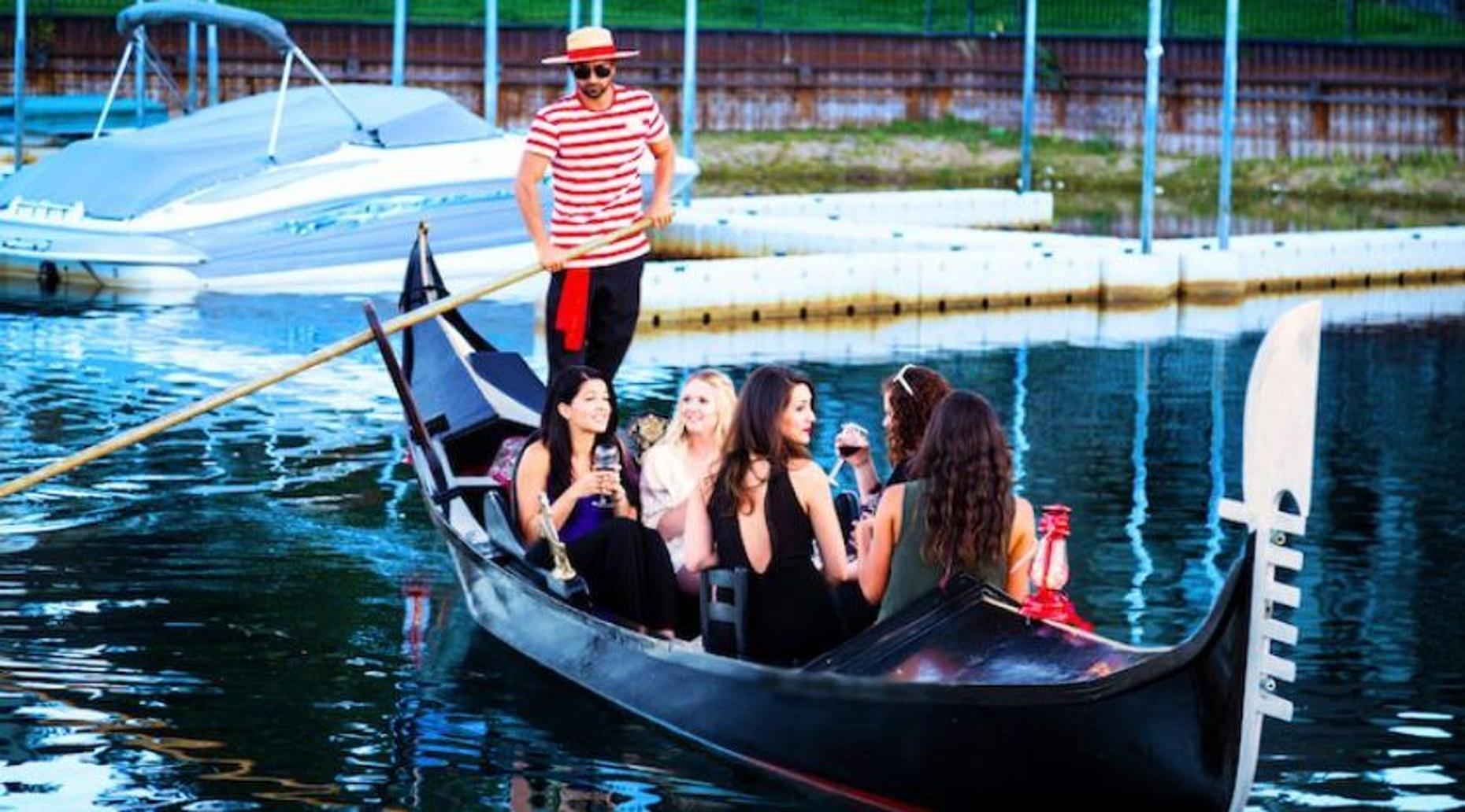 Lake San Marcos Gondola Experience