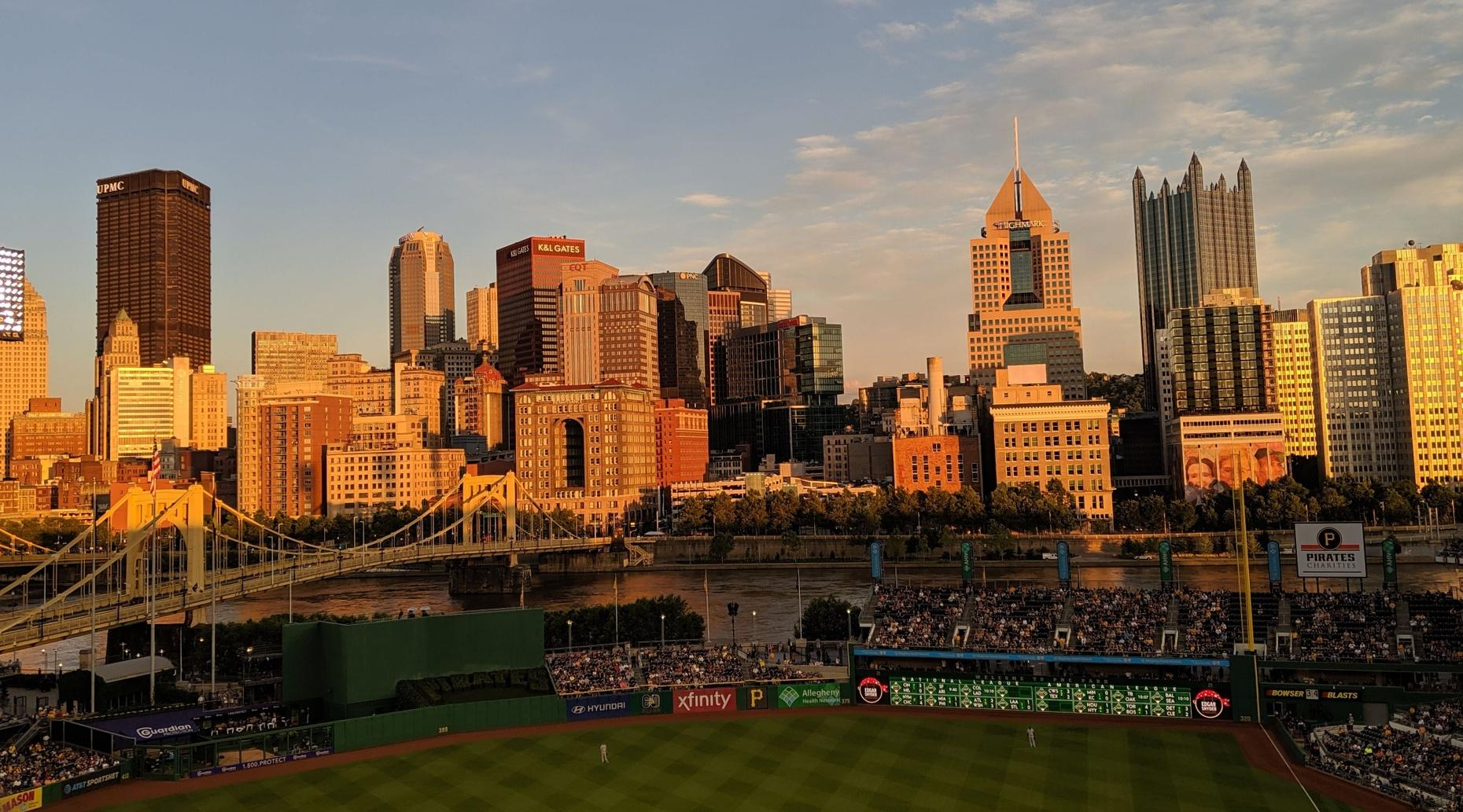 Best of the Burgh Sunset Tour