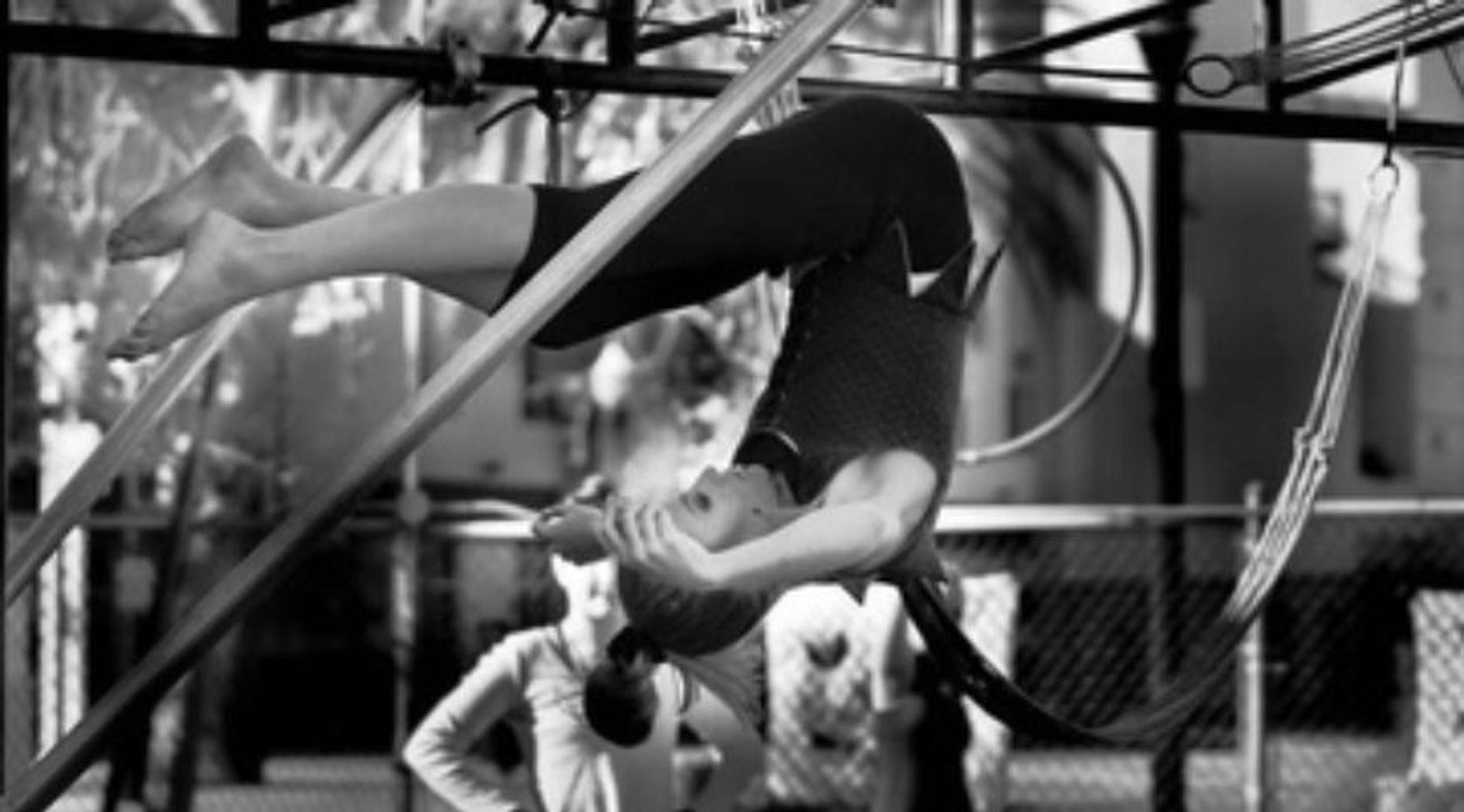 Weeknight Flying Trapeze Class in Orange County