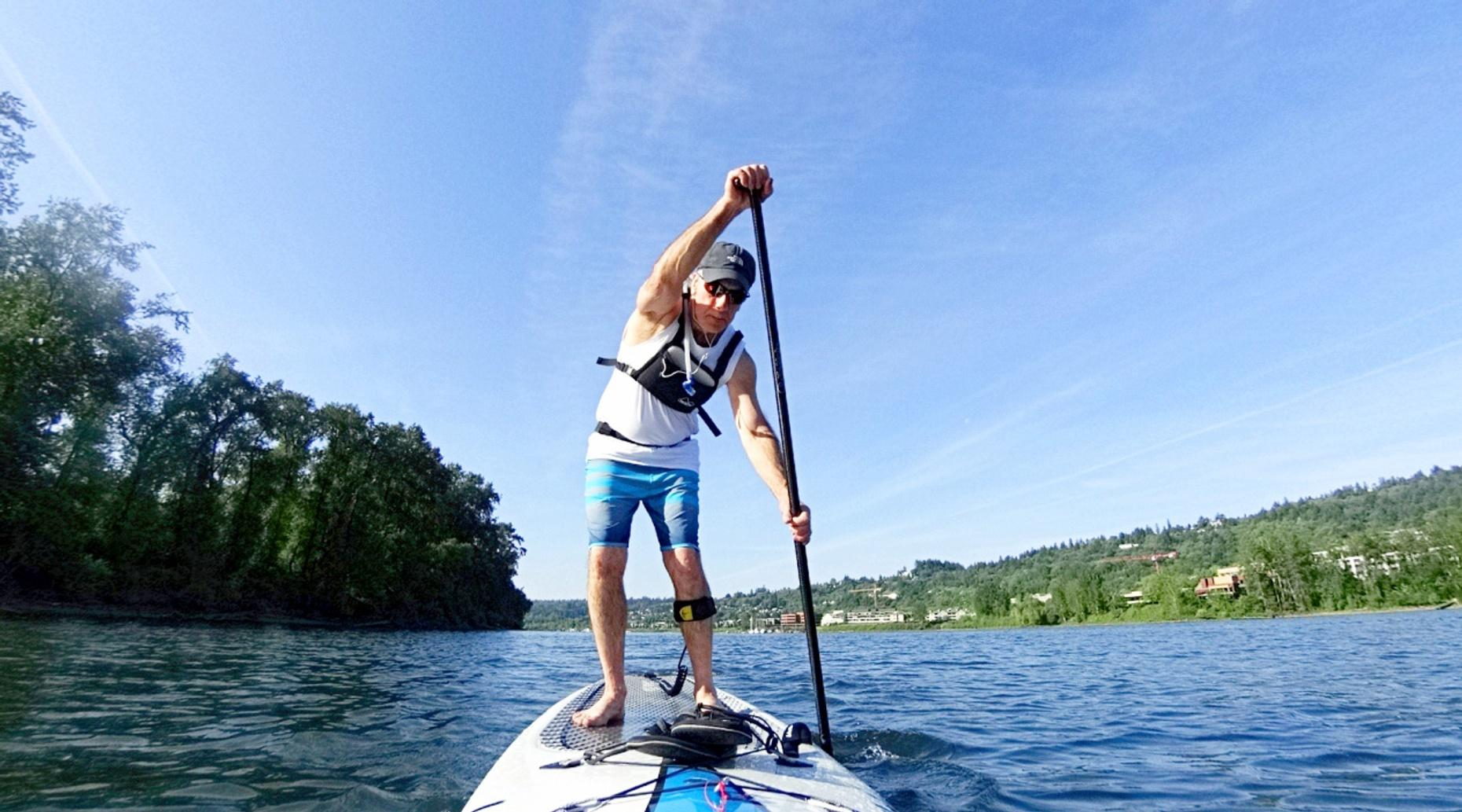 Mississippi River Half-Day Paddleboard Tour