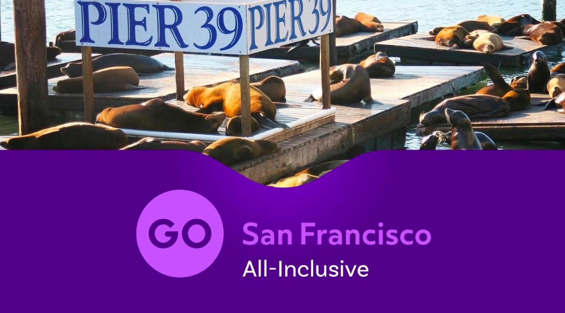 San Fransisco All-Inclusive Attraction Pass