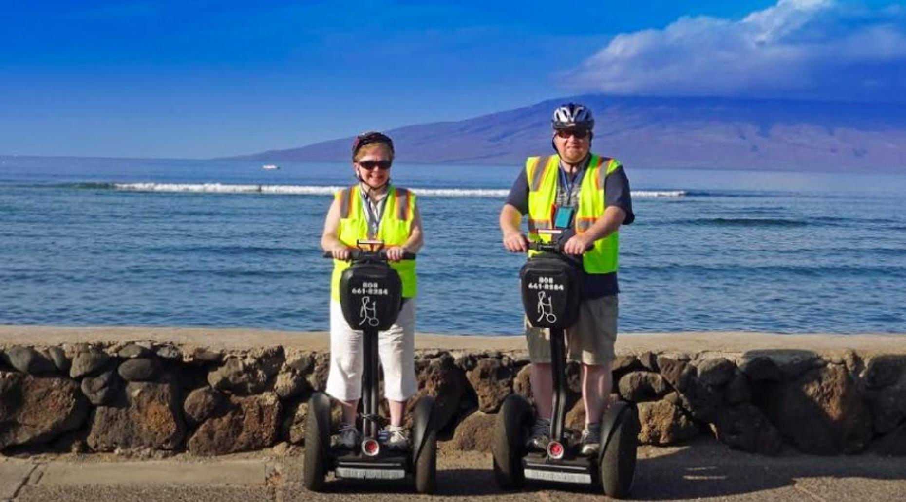 Private Segway Tour in Maui