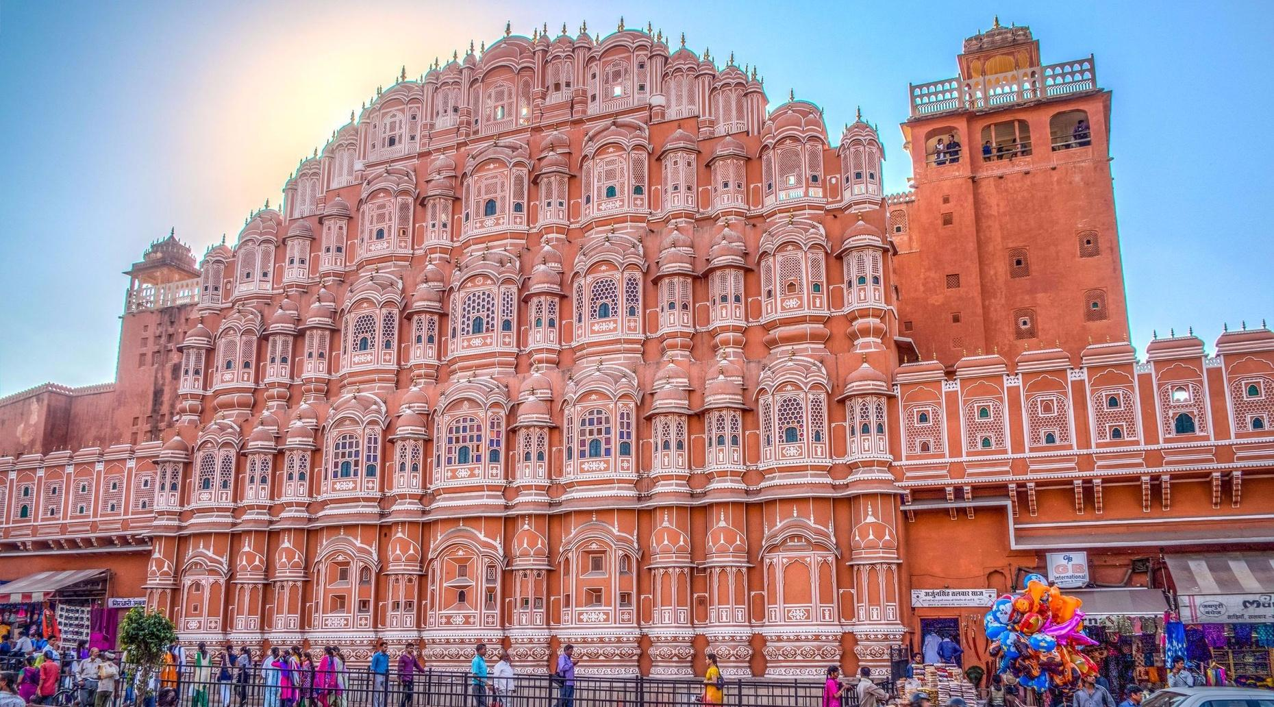 One-Day Private Tour of Jaipur From Delhi