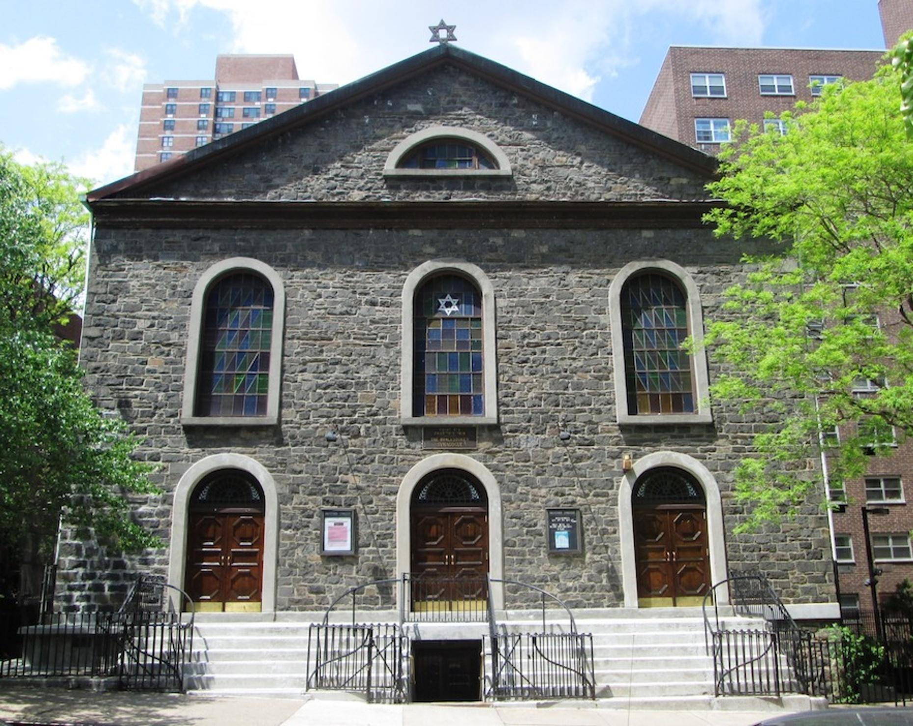 Tour of the Bialystoker Synagogue in the Lower East Side