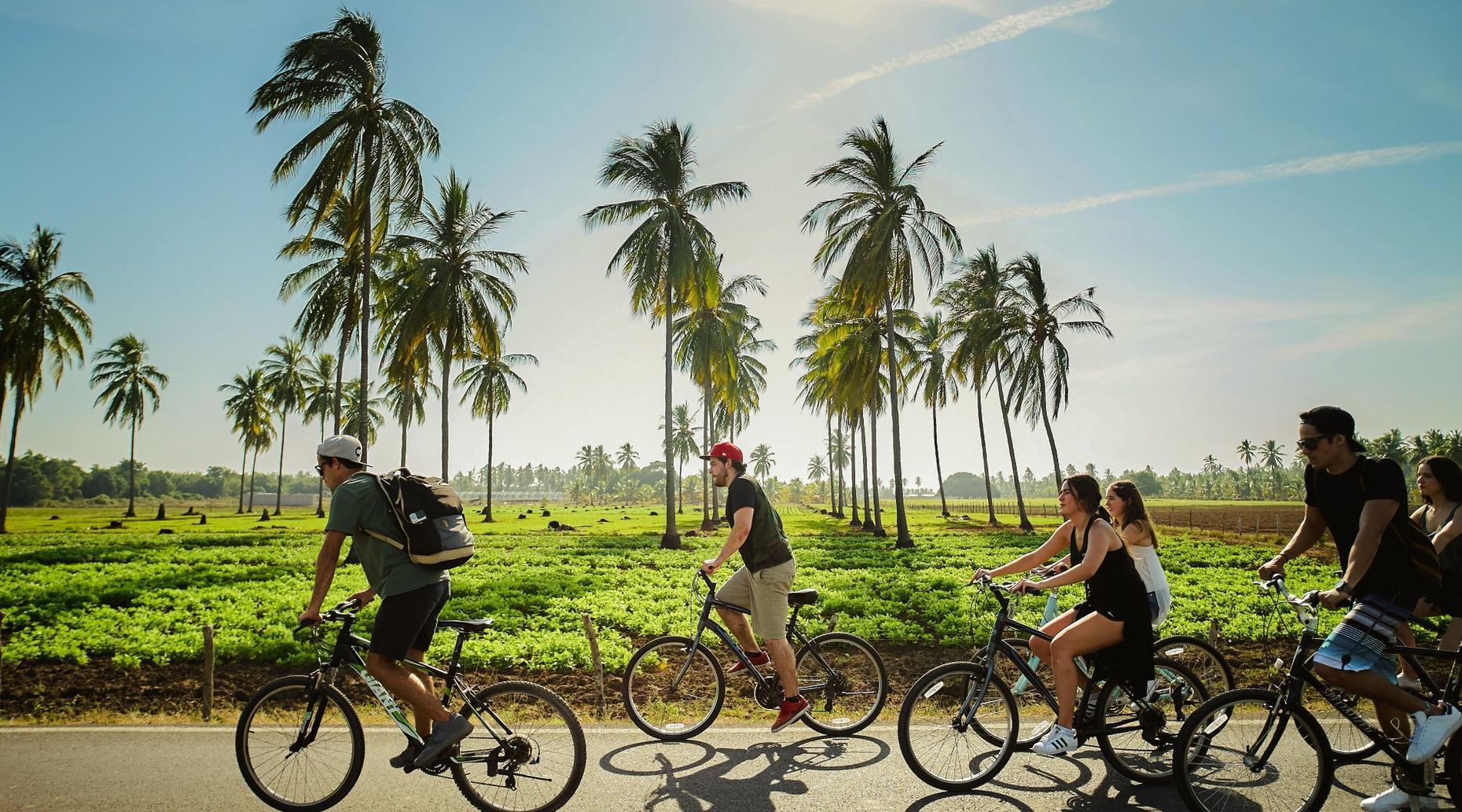 Tropical Mazatlán Biking and Cooking Adventure