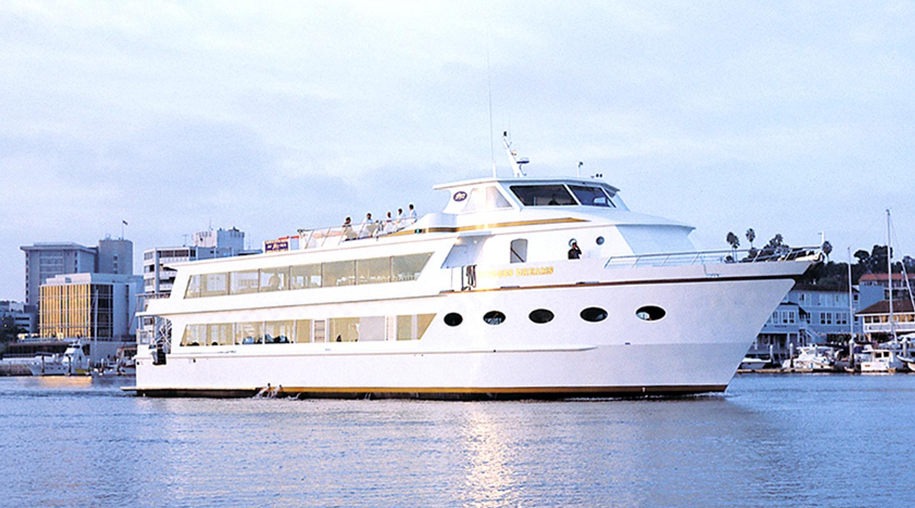 Champagne Brunch Cruise From Newport