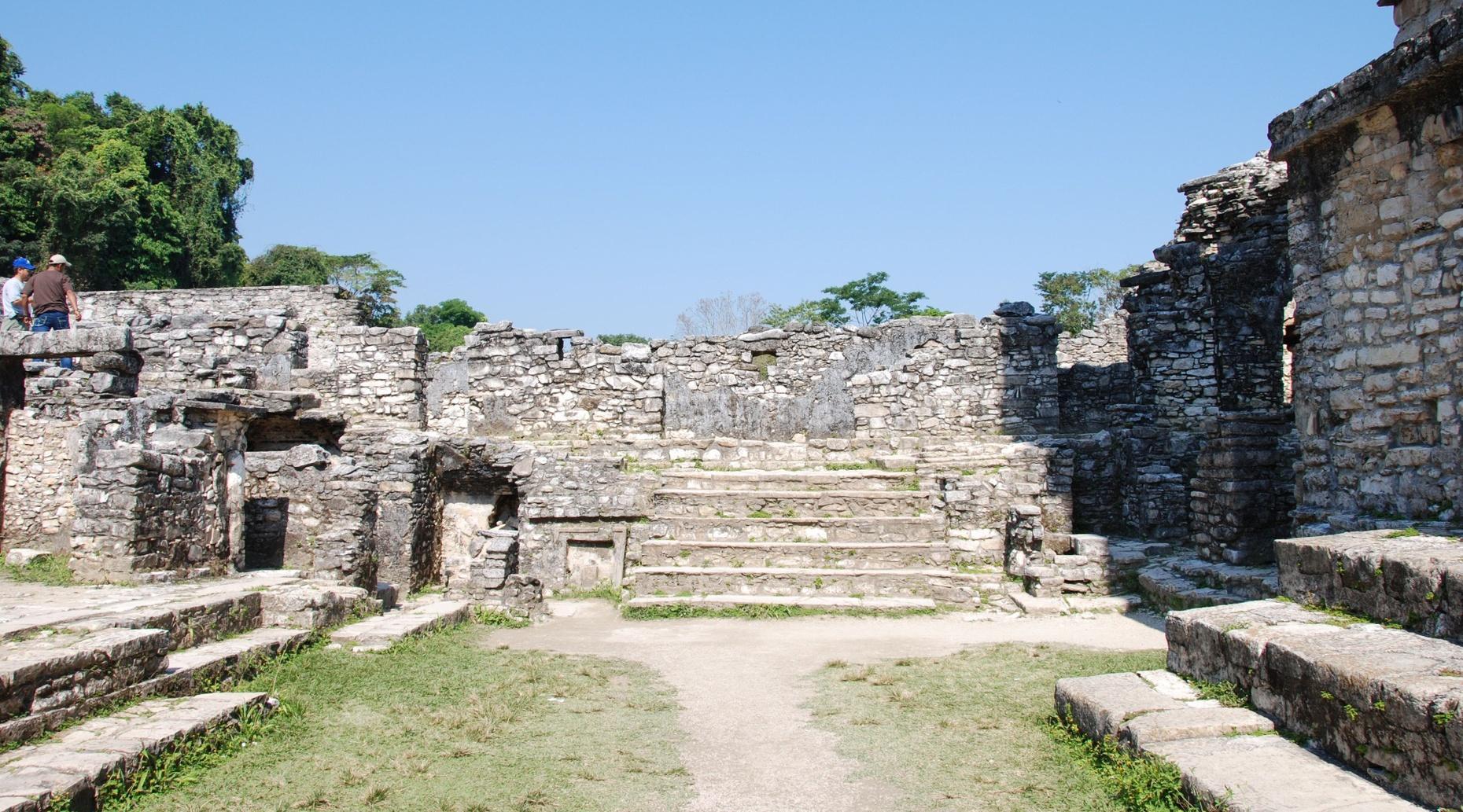 Agua Azul Cascades & Palenque Ruins Tour