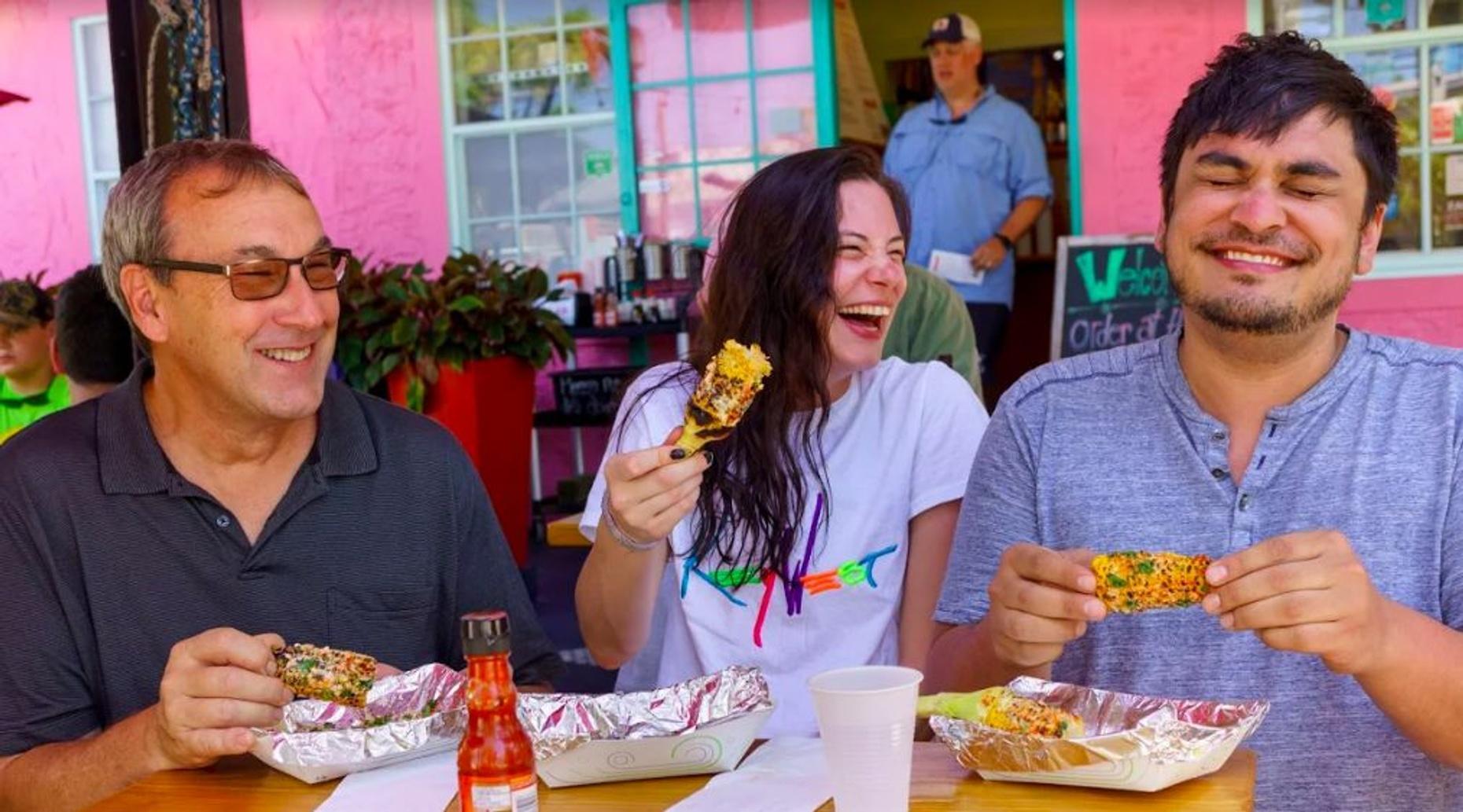 Secret Food Tour of Key West Old Town