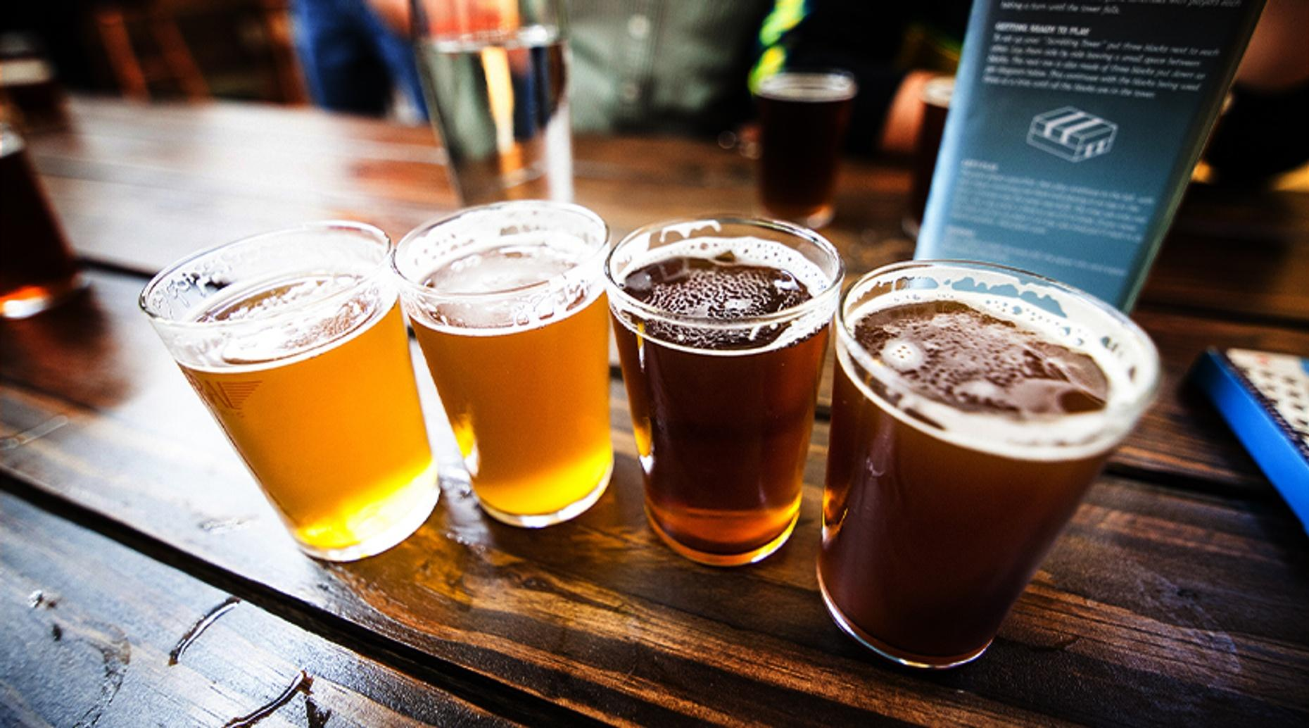 Beers and Bikes Tour in San Francisco
