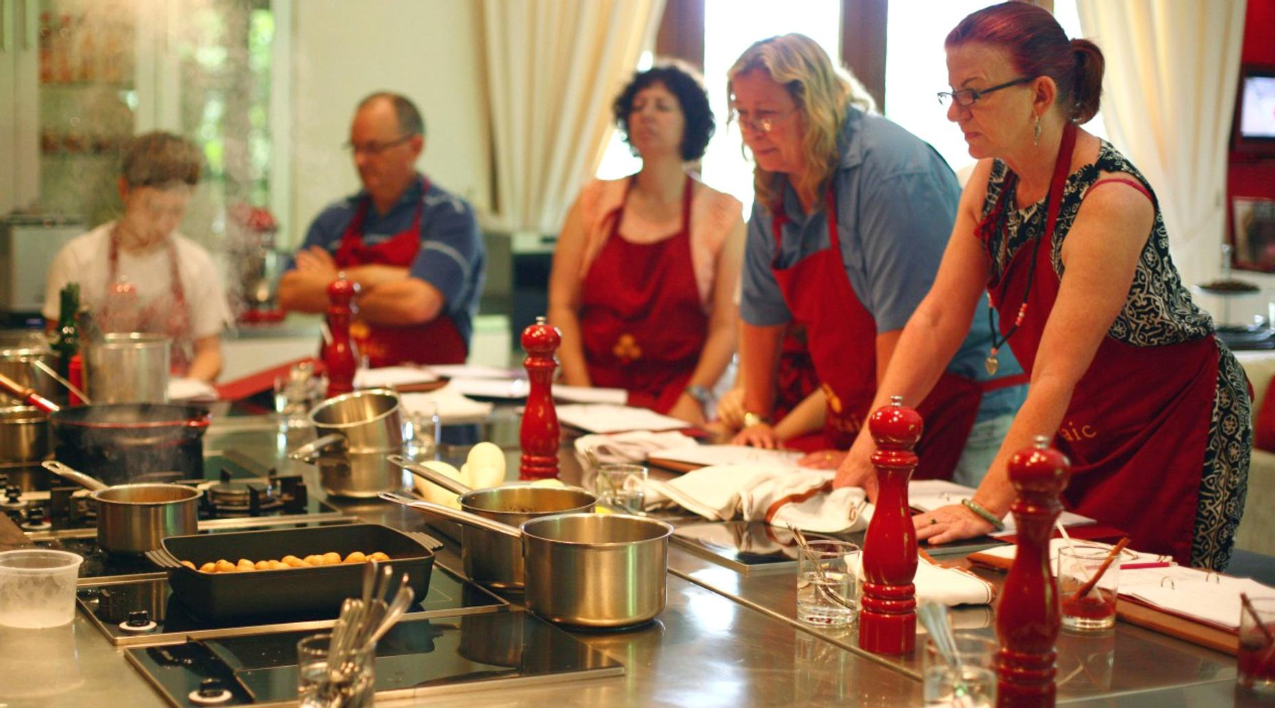 Culinary Creations Cooking Class in Santa Fe