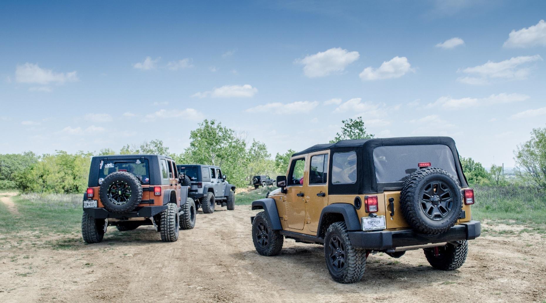 Guided Jeep Tour with Lunch in San José del Cabo