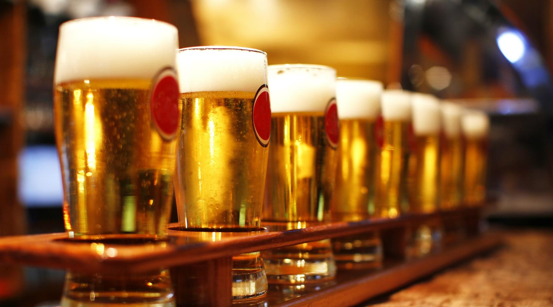 Guided Bus Tour of Local Breweries in Montauk