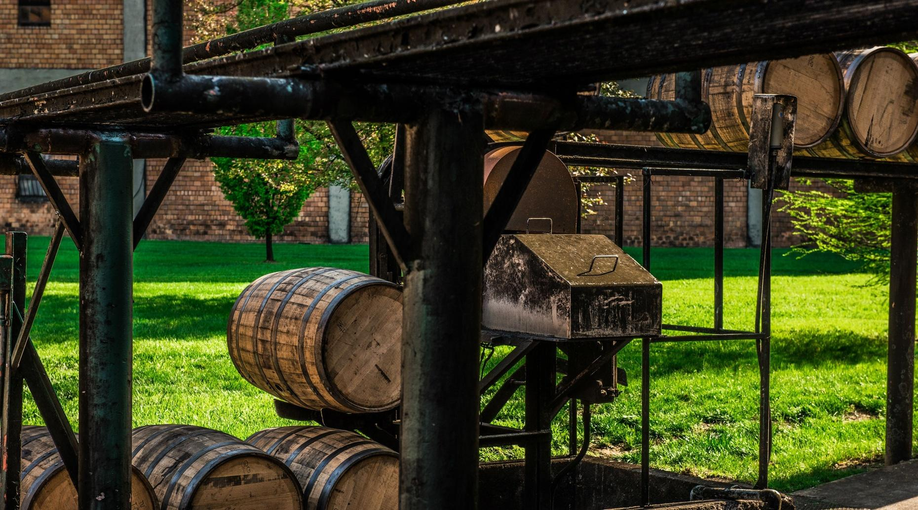 Guided Distillery Tour in Thompsonville