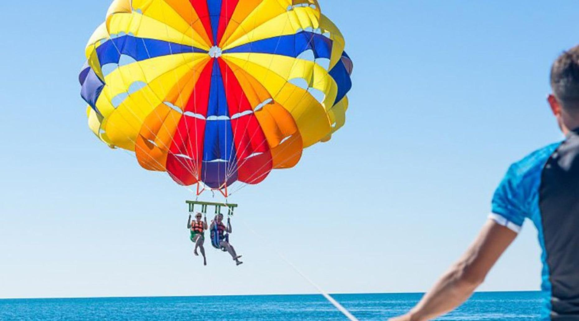 Parasailing Adventure in Miami