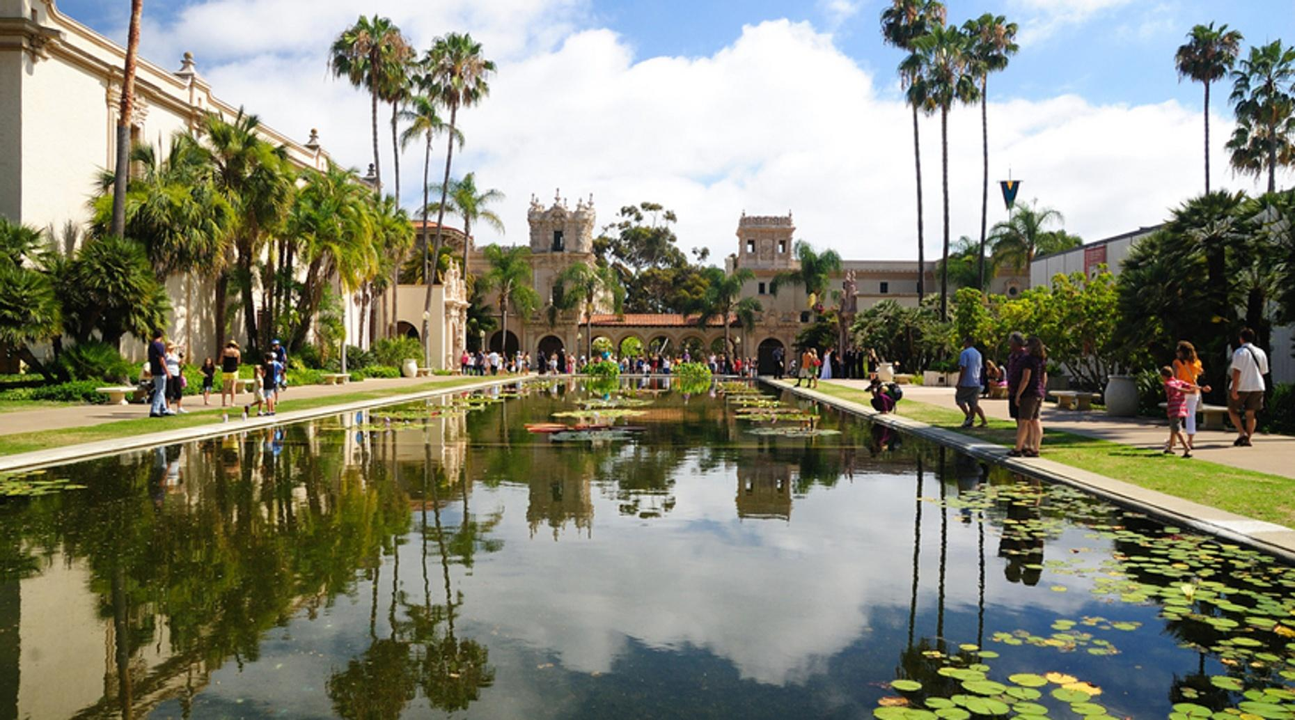 Balboa Park Photography Tour