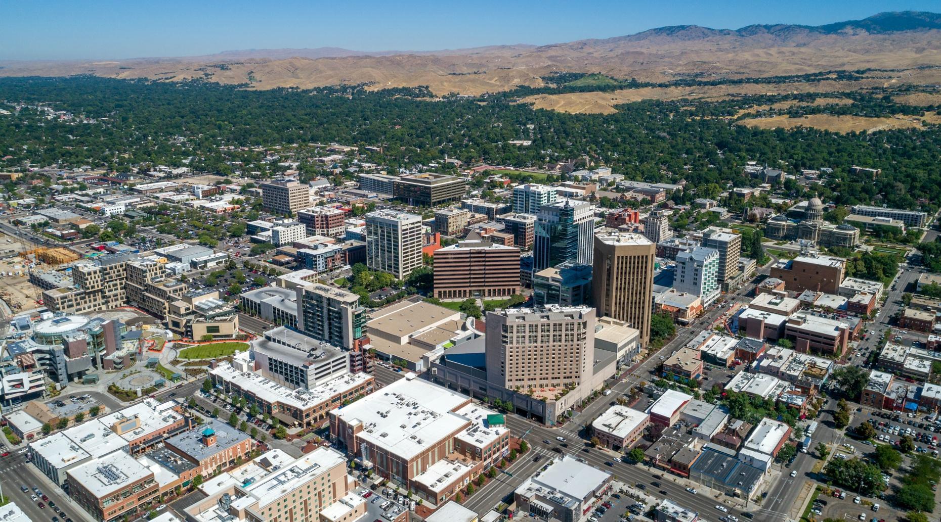 History of Idaho Walking Tour in Boise
