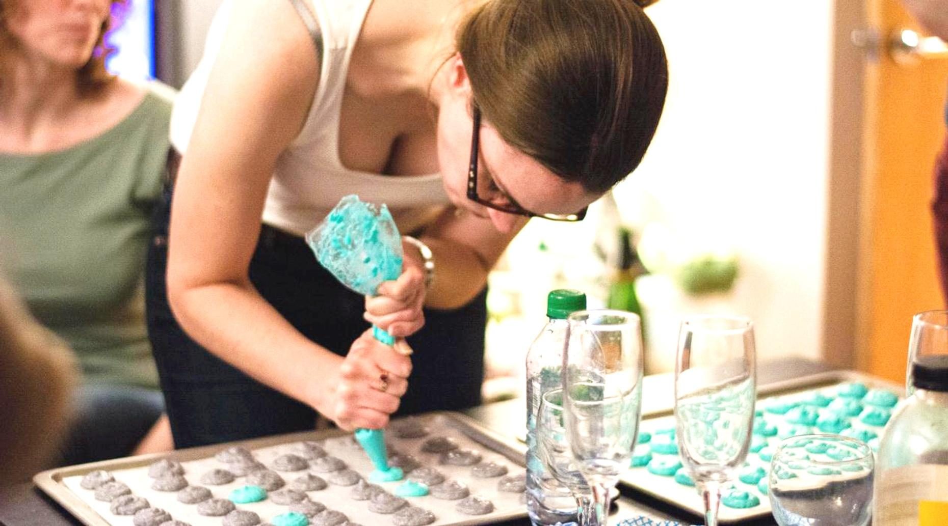 Cookie Decorating Class in St. Louis
