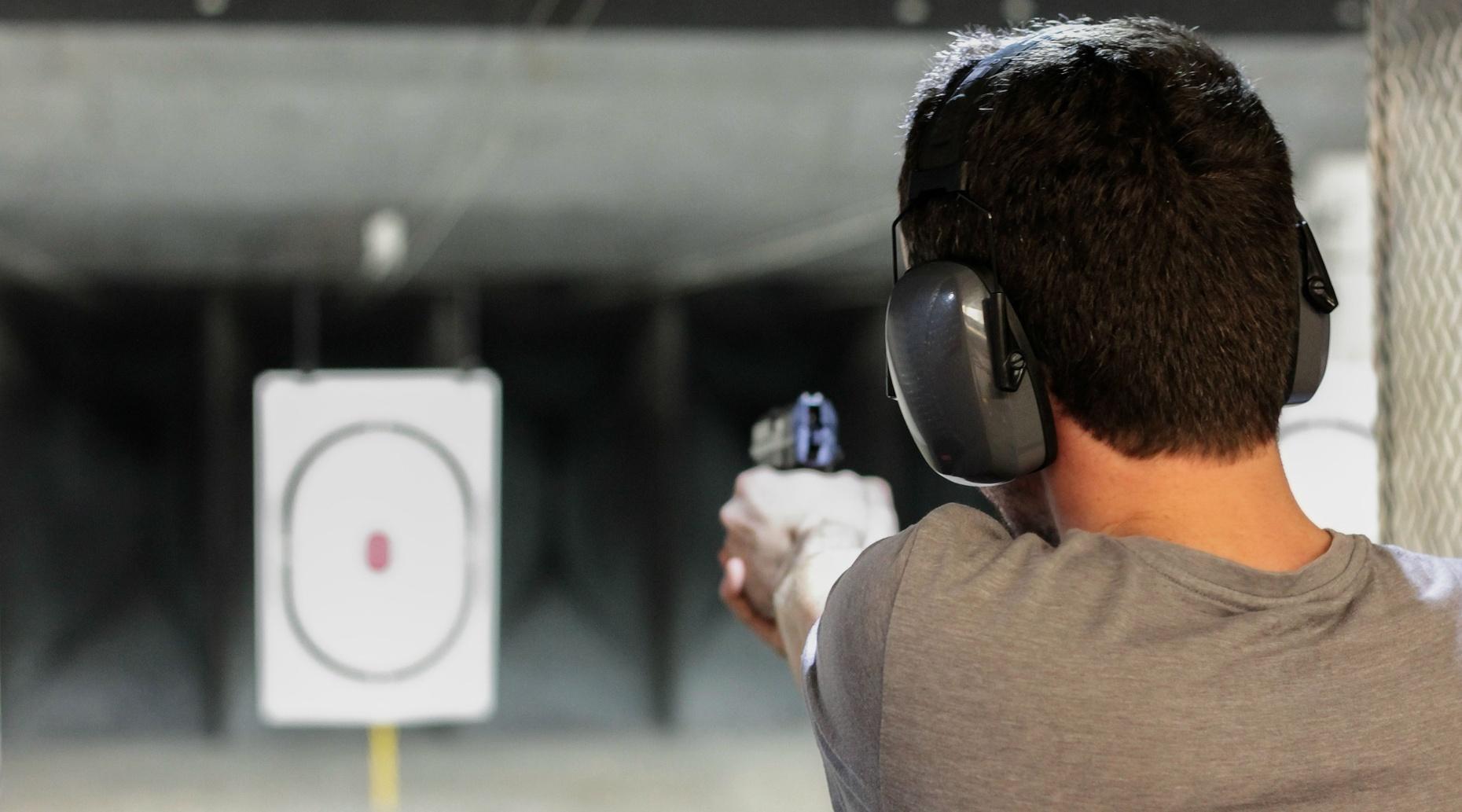 Coalition Shooting Range Package in Las Vegas