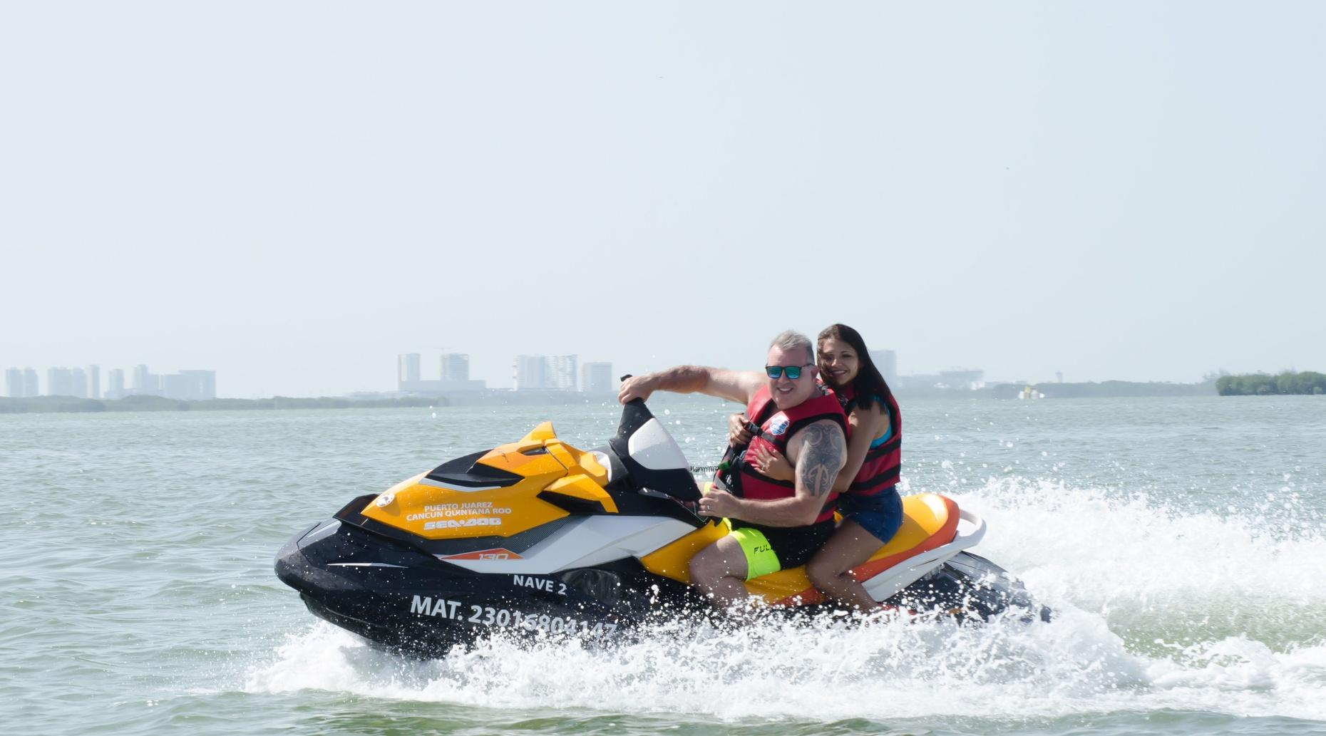 Jet Ski Rental in Cancun
