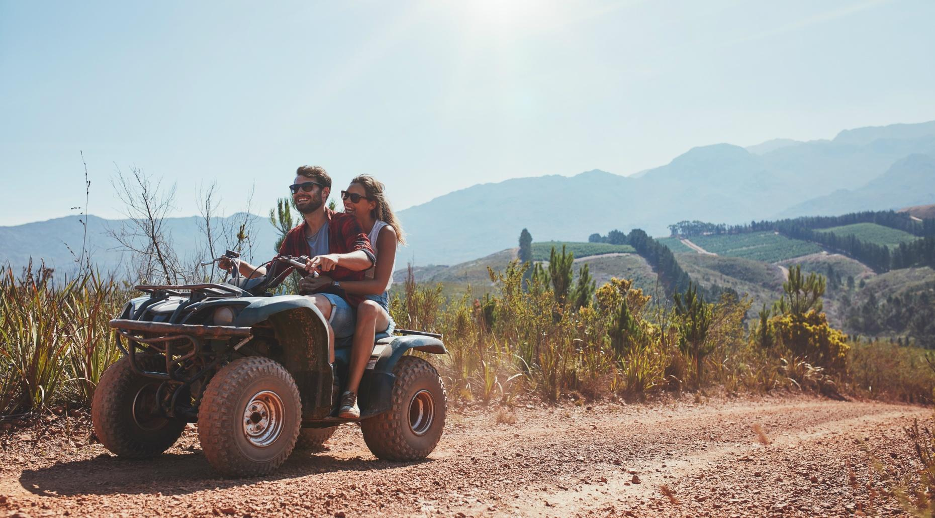 ATV Off-Road Adventure from Guanajuato