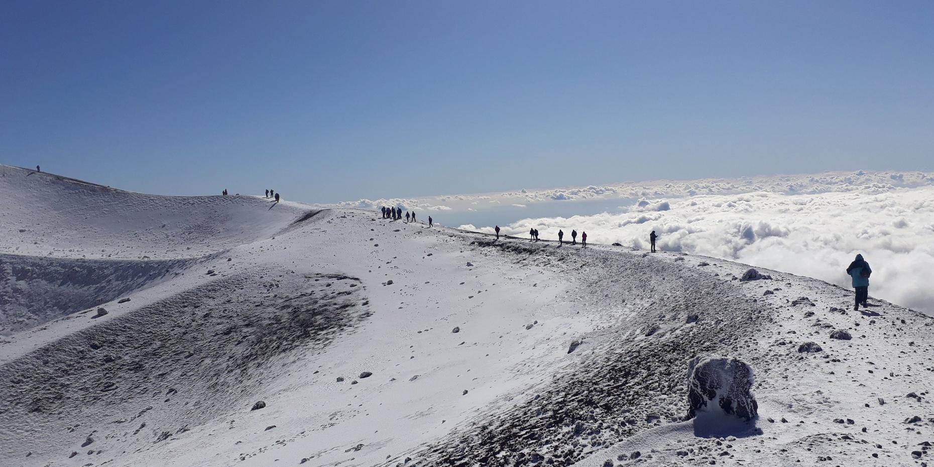 Etna 3000 - Cable  Car & Jeep