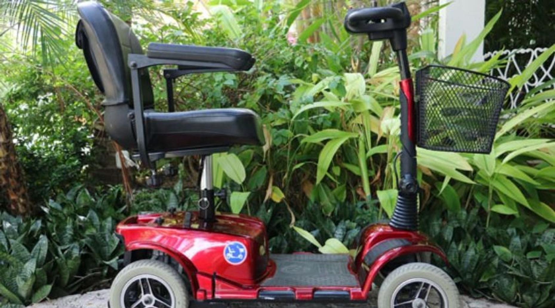 Mobility Scooter Rental Cozumel