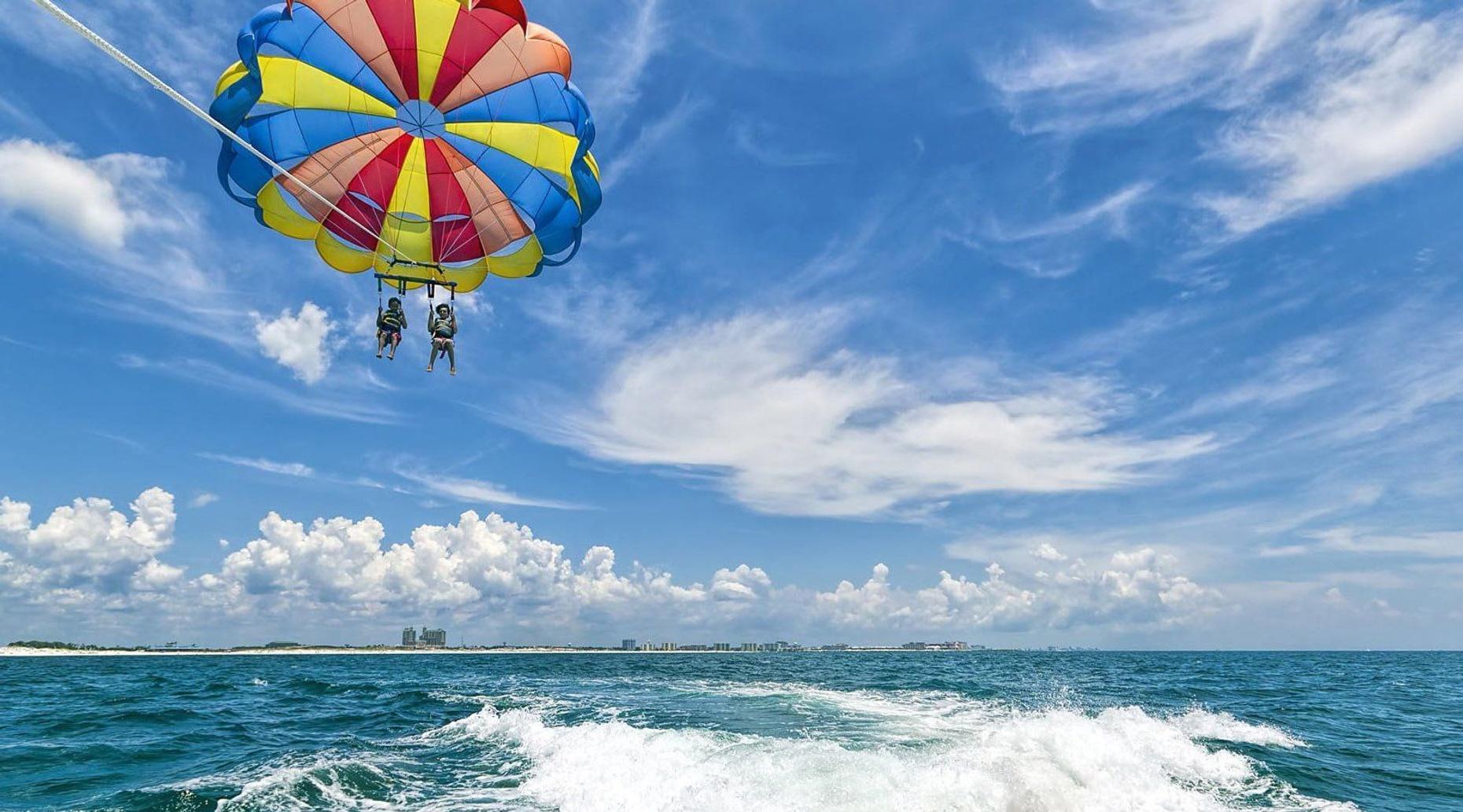 Tampa Parasailing Adventure