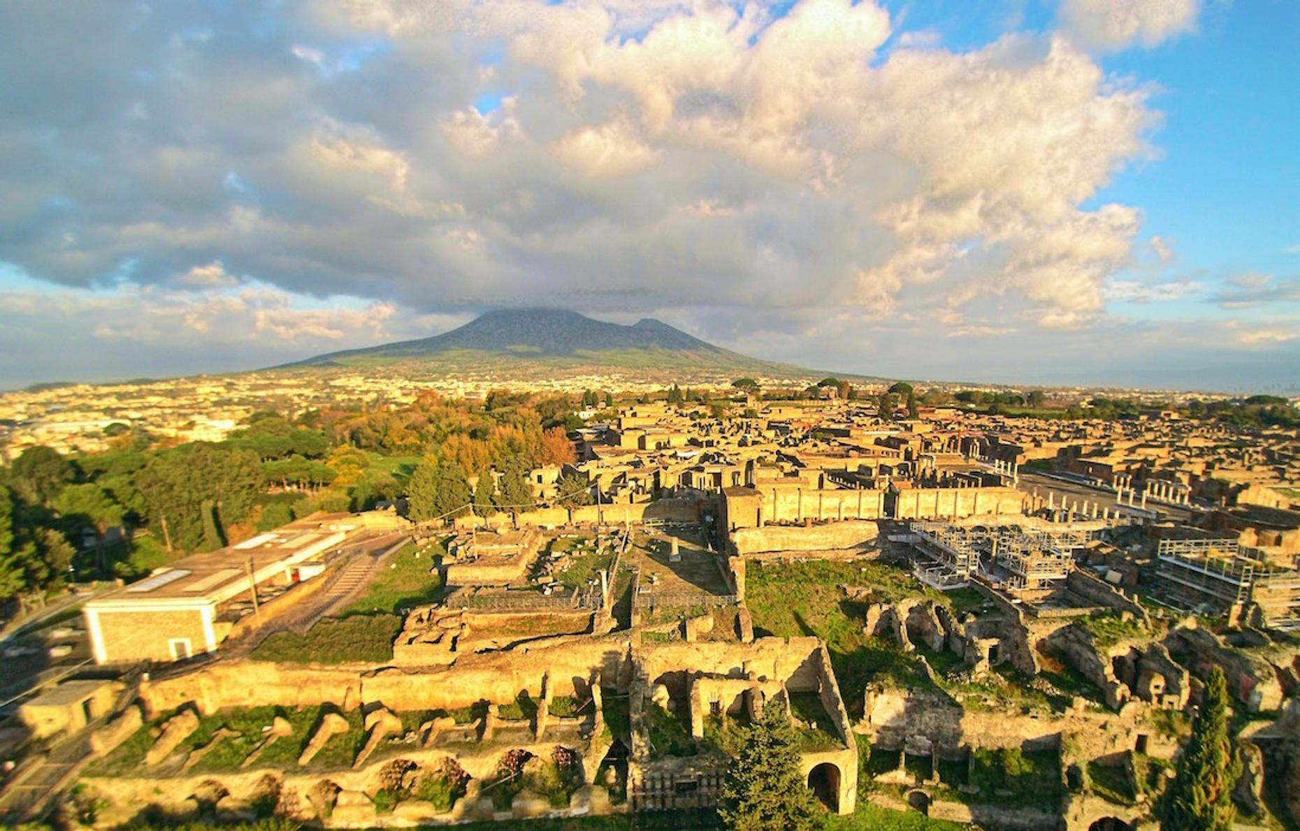 Private Two-Hour Guided Tour of Pompeii