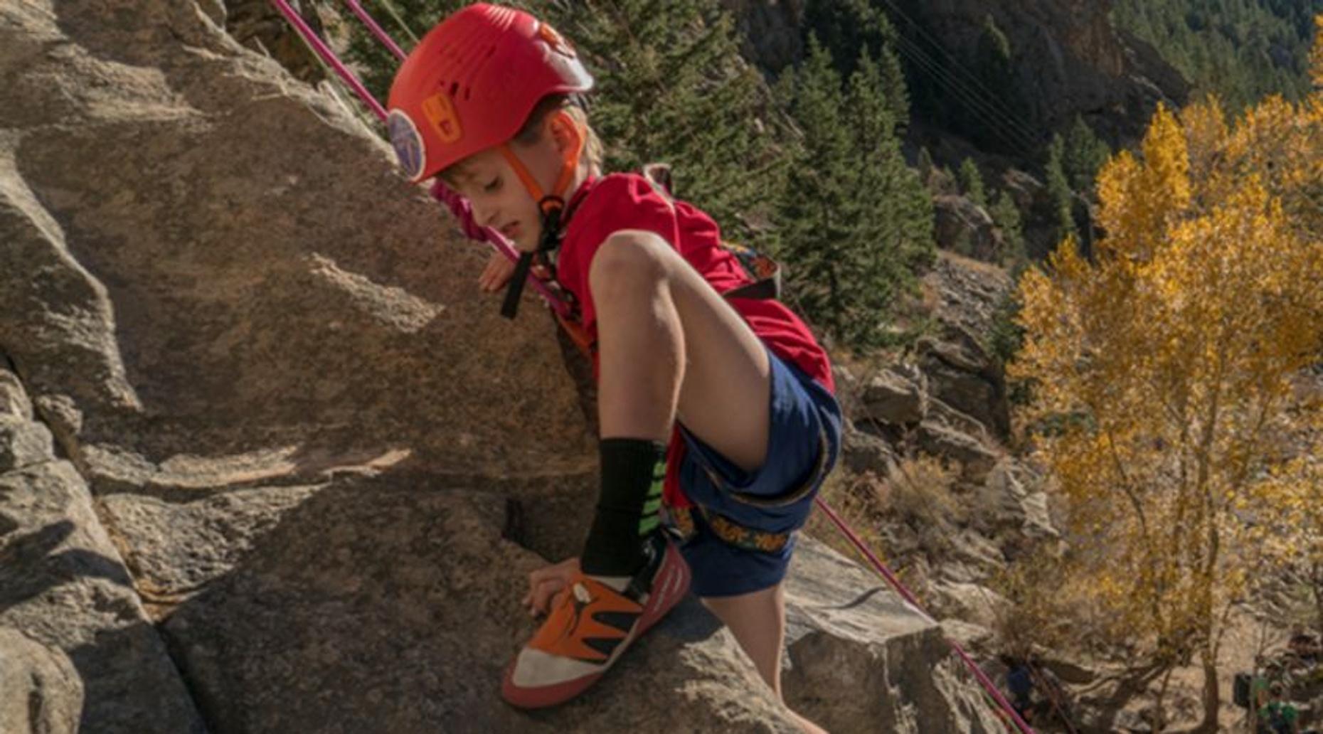 Denver Rock Climbing Trip