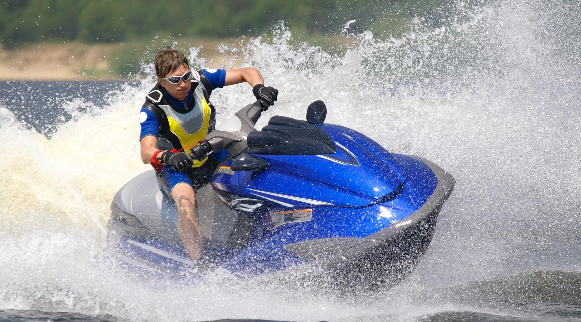 Three-Seat Two-Hour Jet Ski Rental in Lewisville