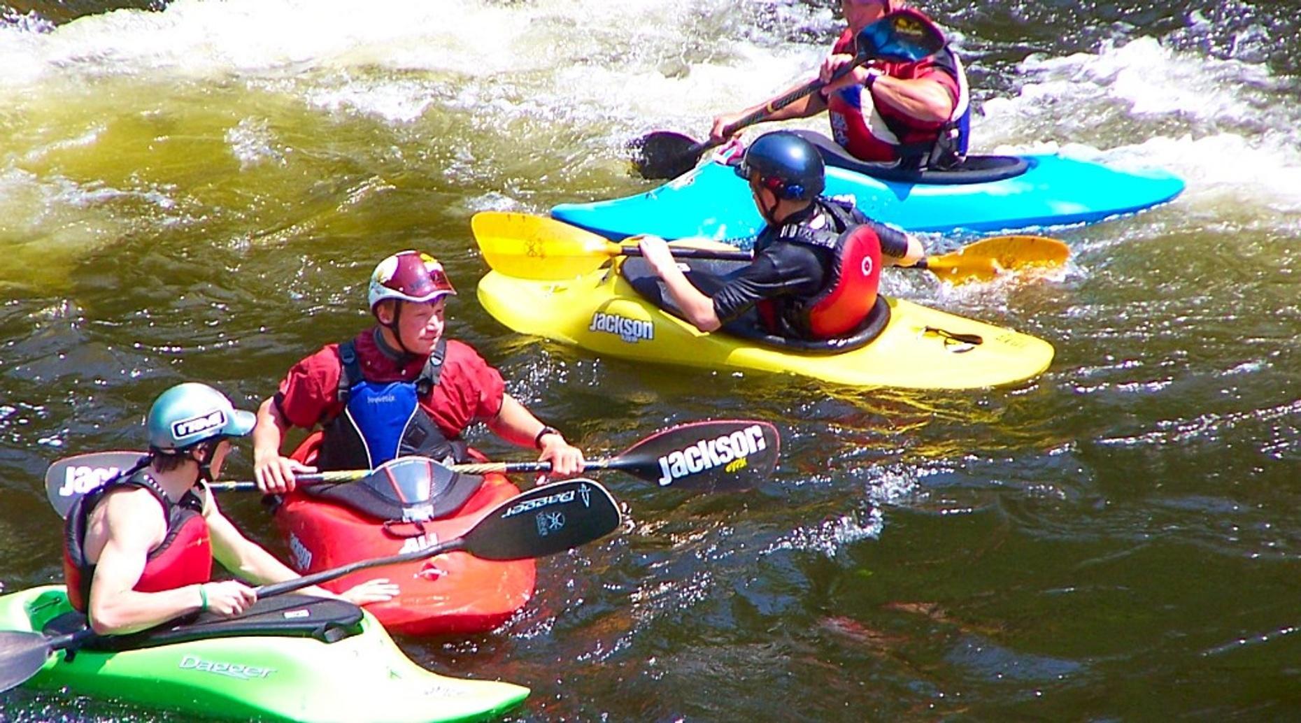 Private Group Kayak Tour and Rental