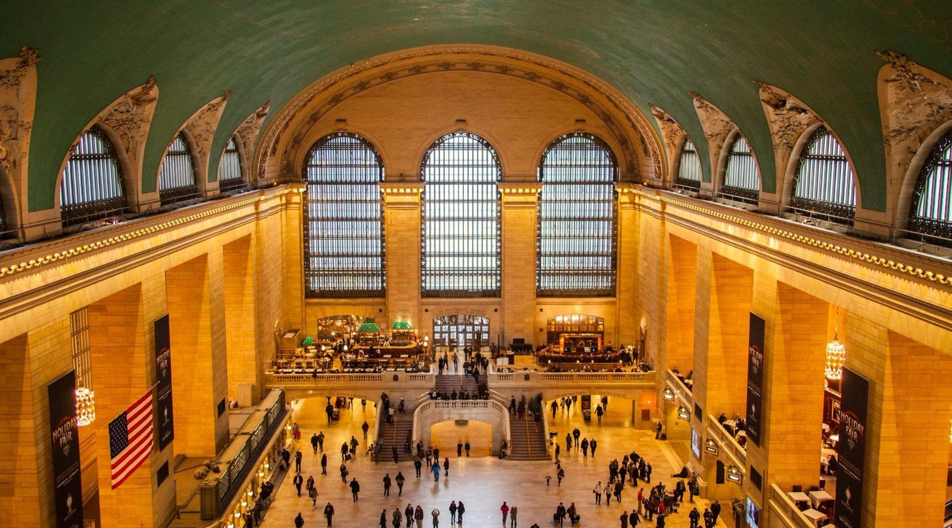 Secrets of Grand Central Terminal Tour in NYC