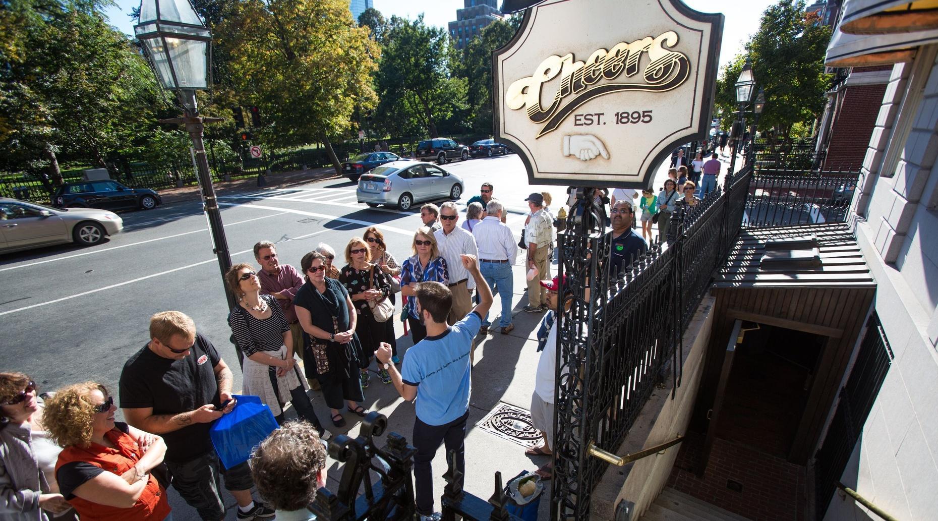 Boston TV & Movie Sites Bus Tour