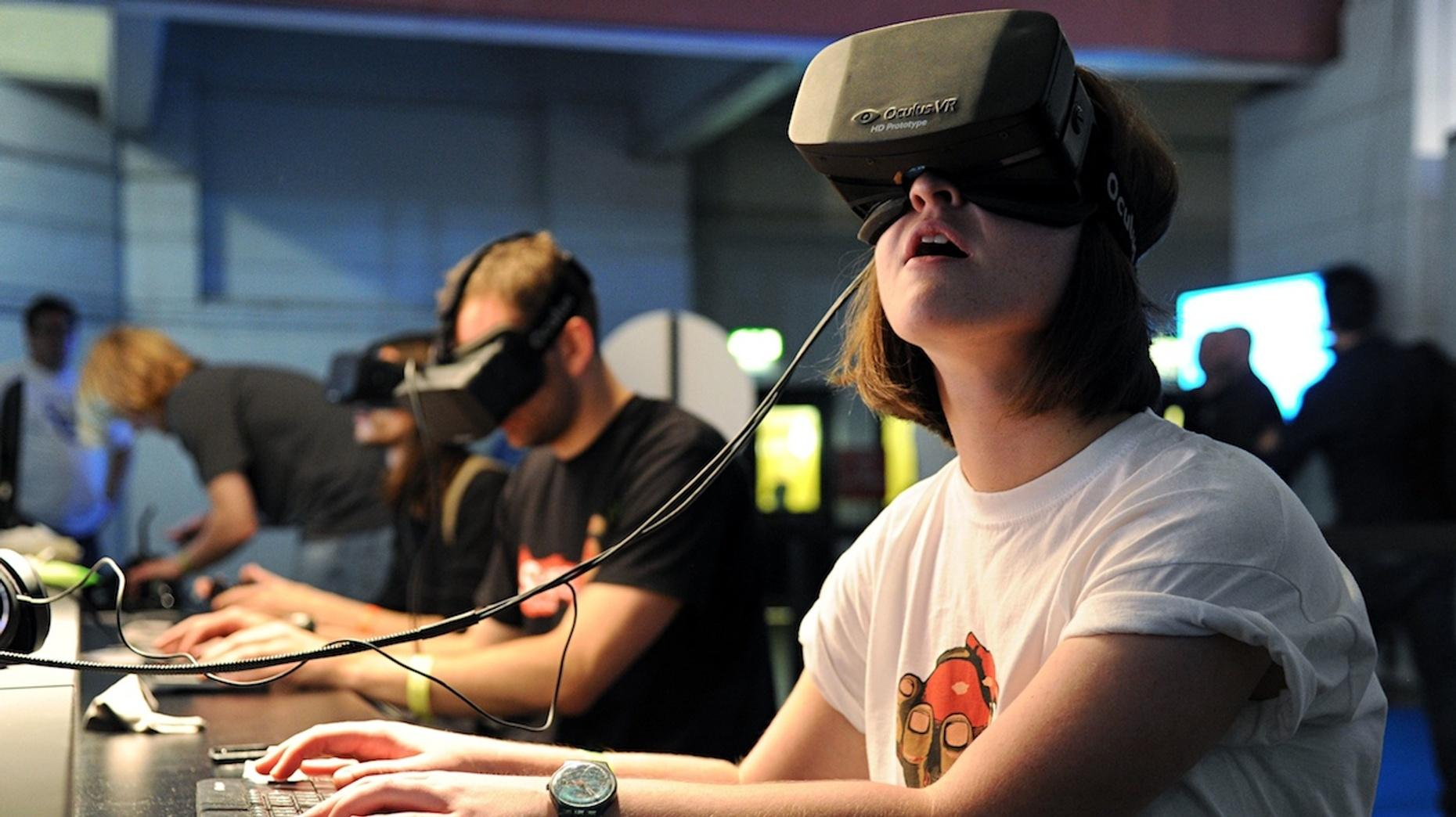 60-Minute Virtual Reality Play Session in Orem, UT