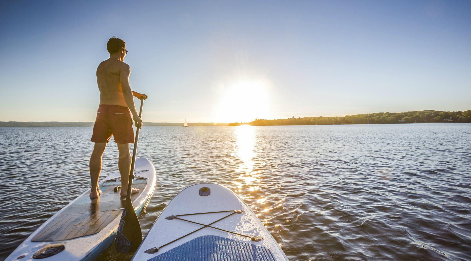 Shell Key Preserve Stand-Up Paddleboard Rental
