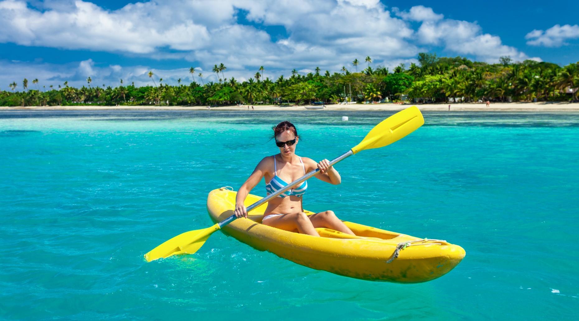 Kayaking & Snorkeling Adventure in St Thomas