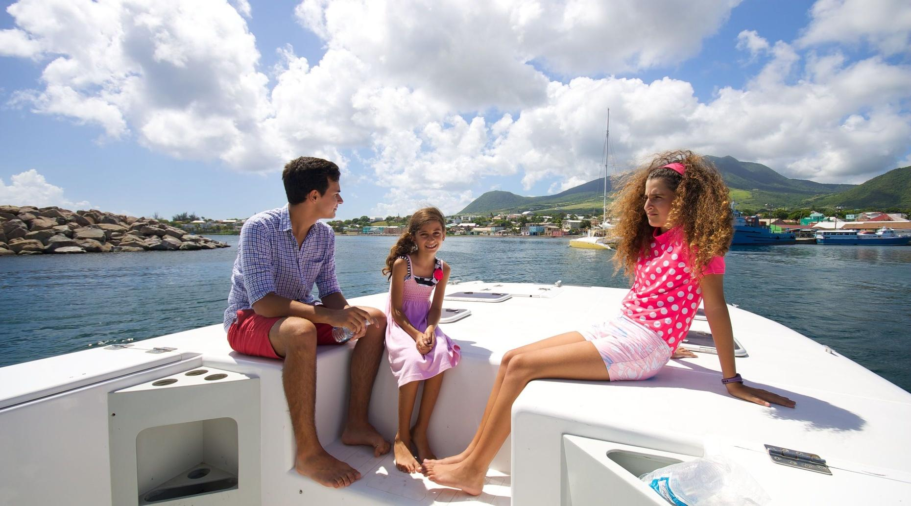 5-Hour Private Power Catamaran Experience