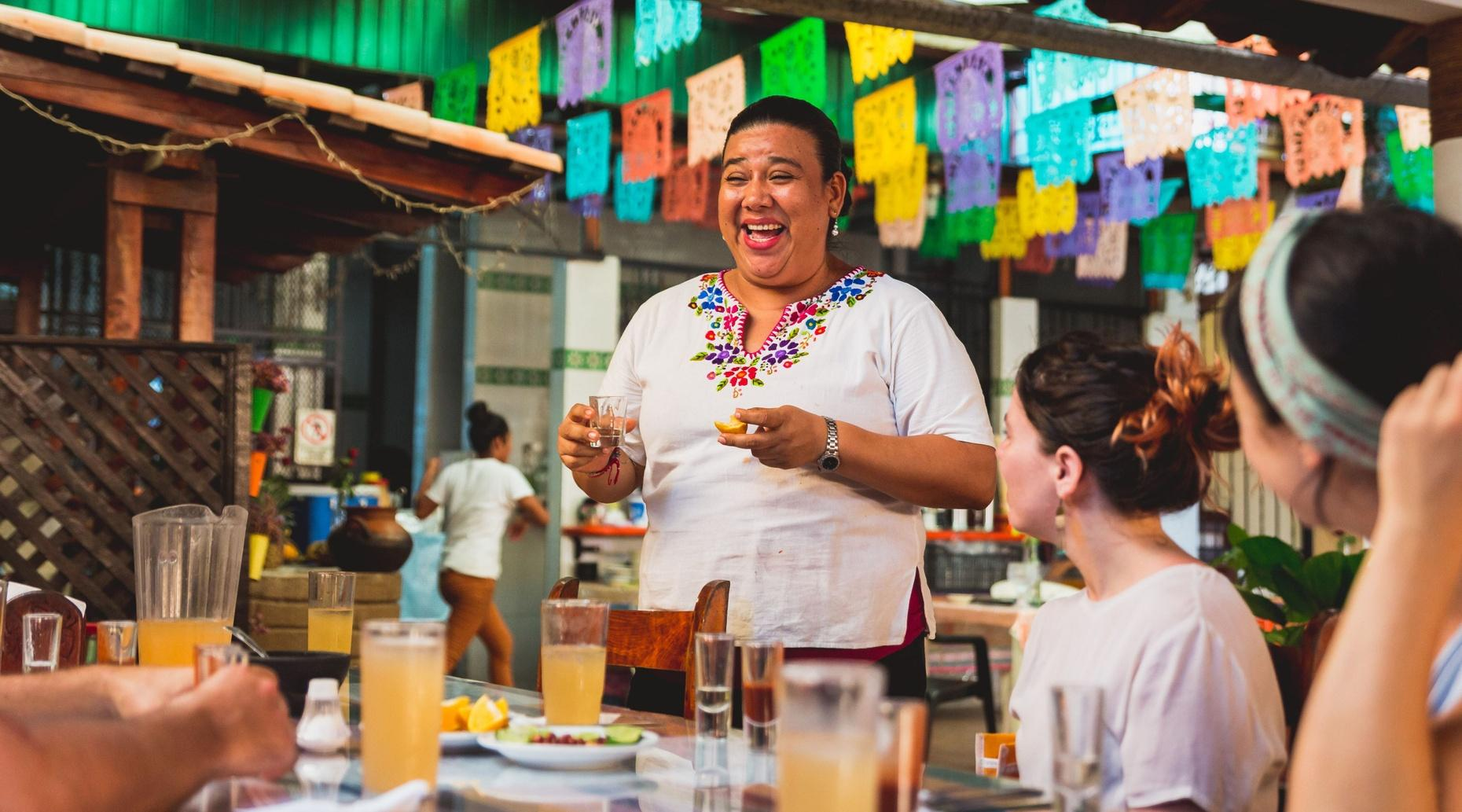 Made in Oaxaca Food Tour, Eat as a Local in Puerto