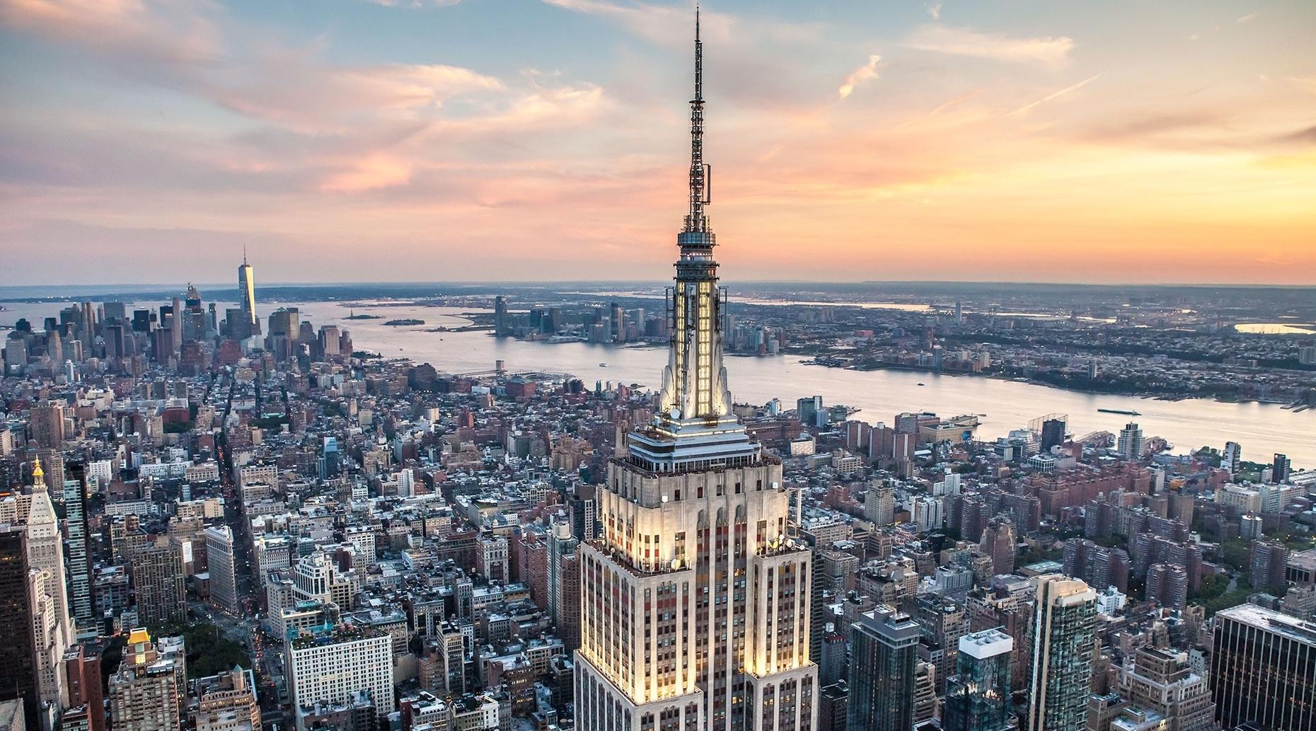 30-Minute Helicopter Tour of New York City