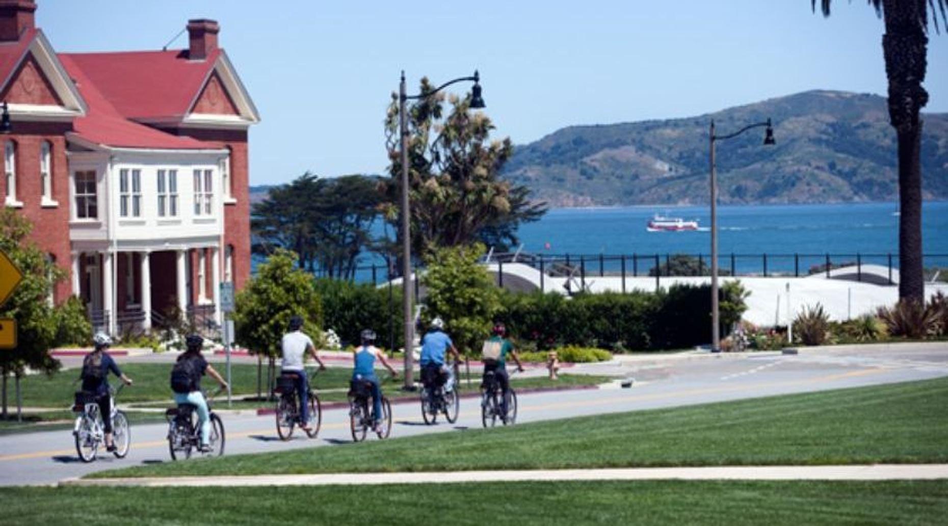 The Golden Gate & Sausalito Bike Tour