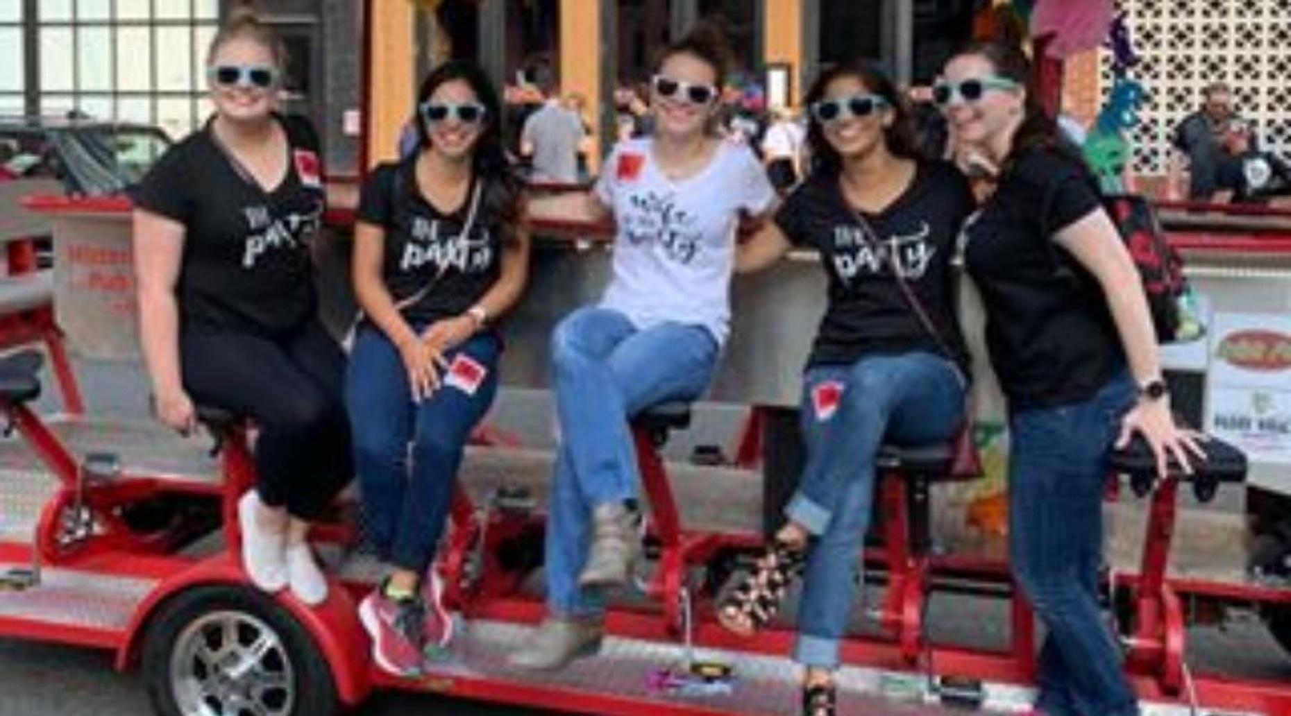 Fishtown Pub Crawl Pedal Tour in Philadelphia