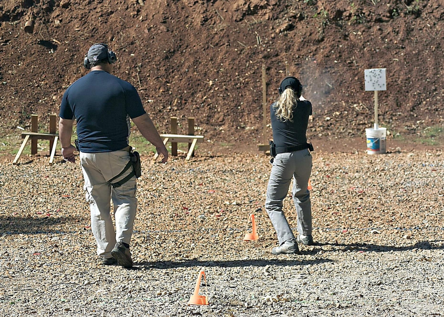 Concealed Carry Firearm Course in Stroudsburg